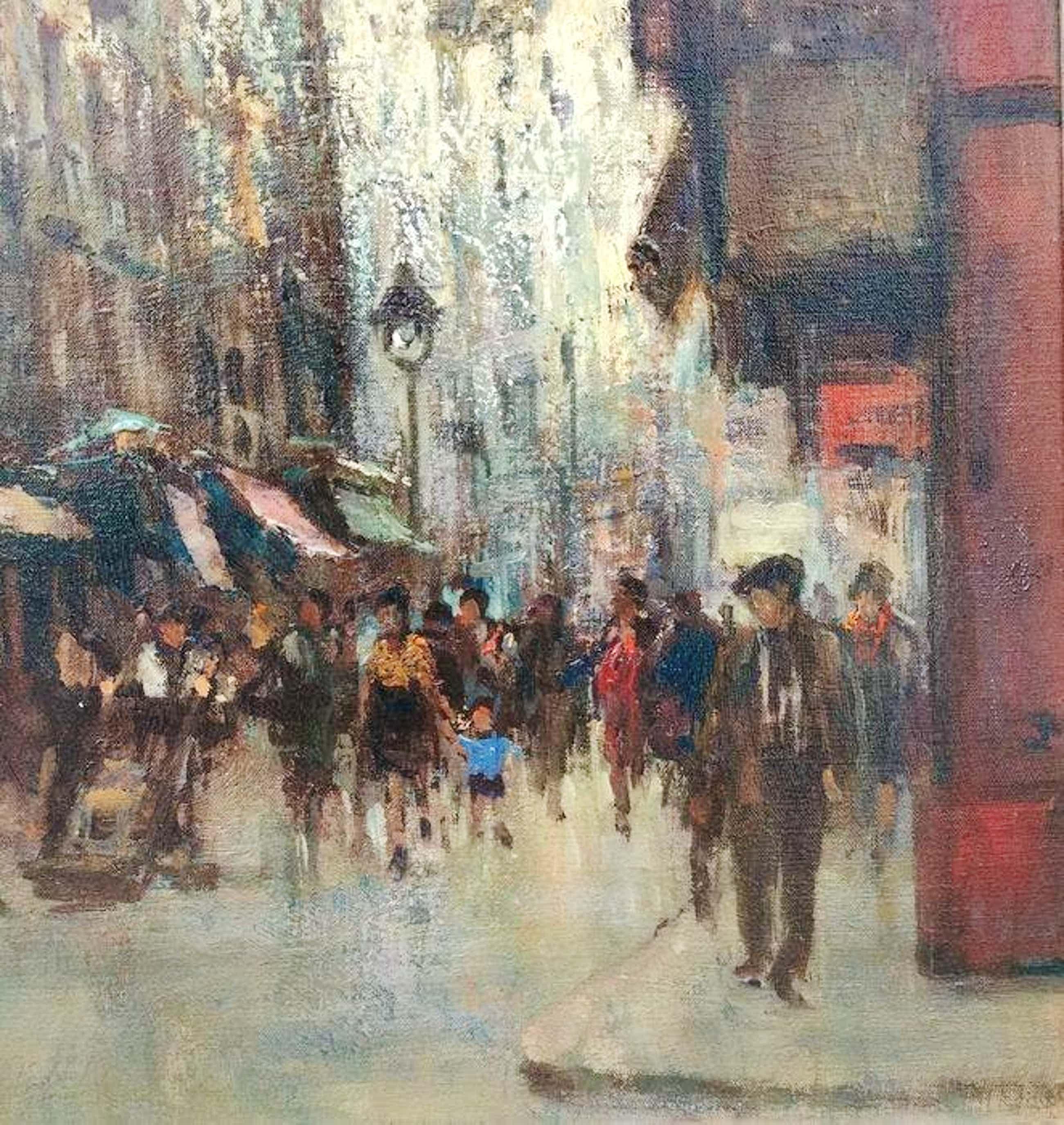 Jan Korthals - Het ''Quartier Latin'' te Parijs kopen? Bied vanaf 1400!