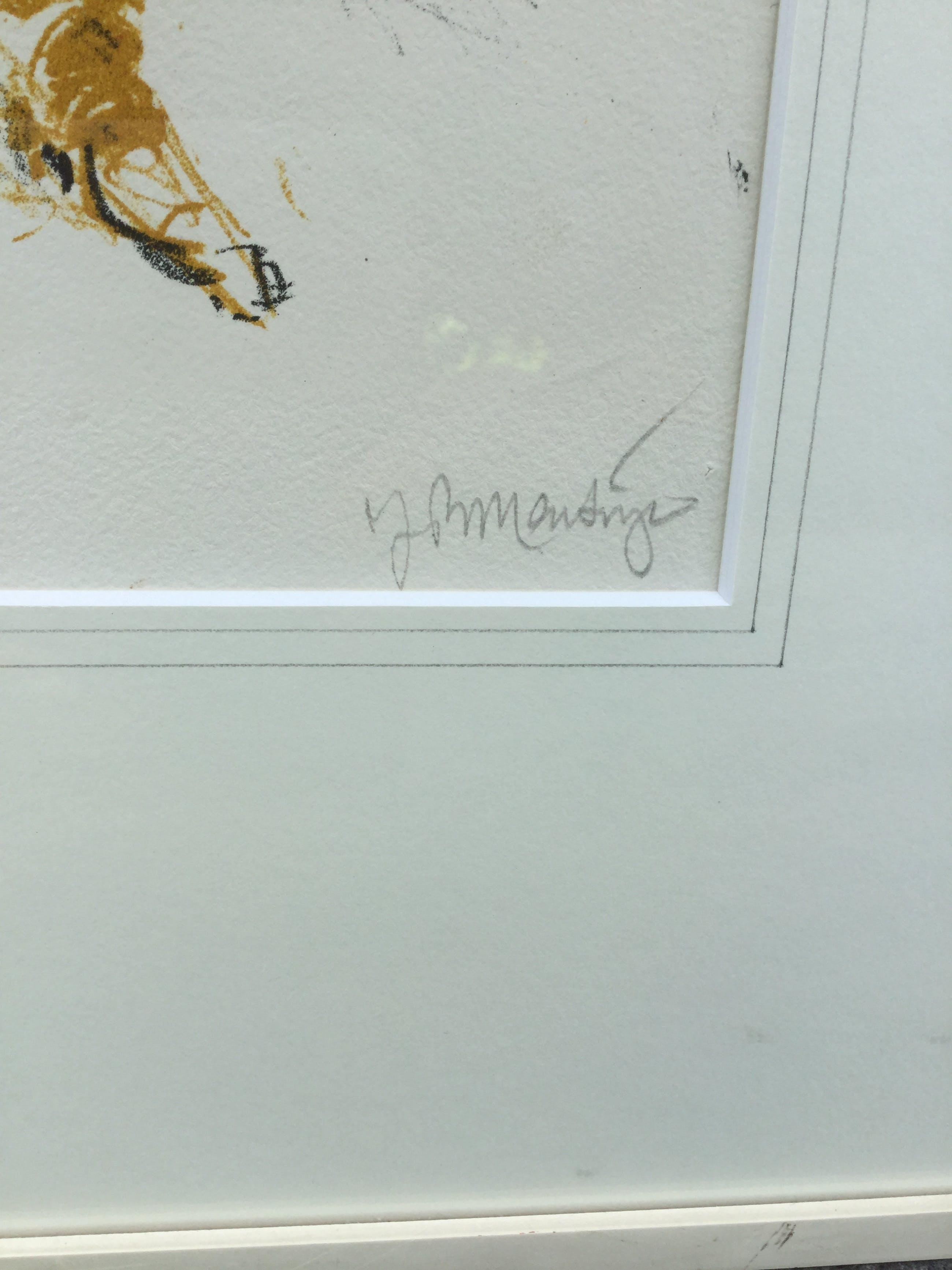 Jan Mensinga - C4701-3 - Ontkenning kopen? Bied vanaf 75!