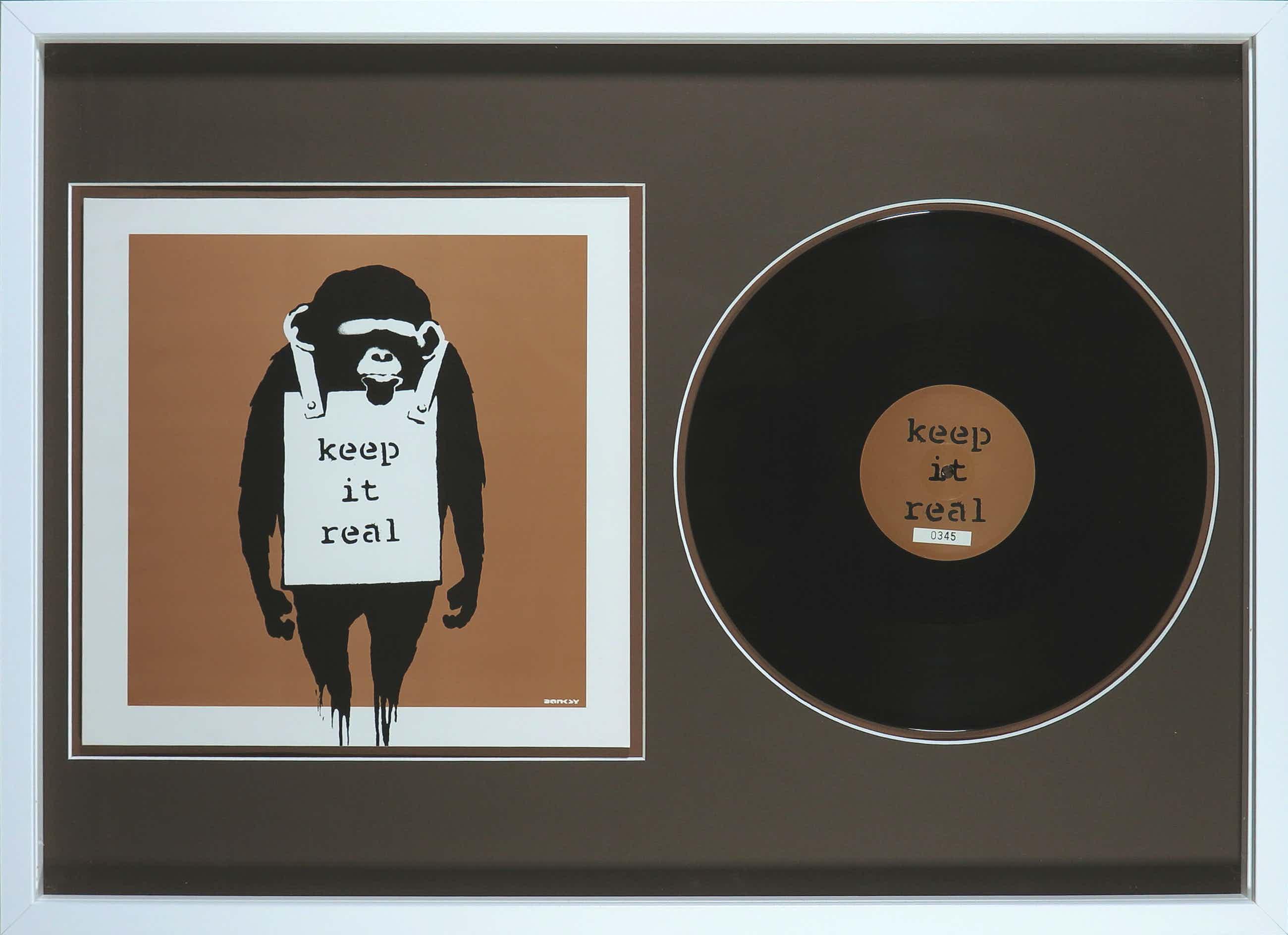 Banksy - DJ DM – Laugh Now EP - Gouden hoes kopen? Bied vanaf 1322!
