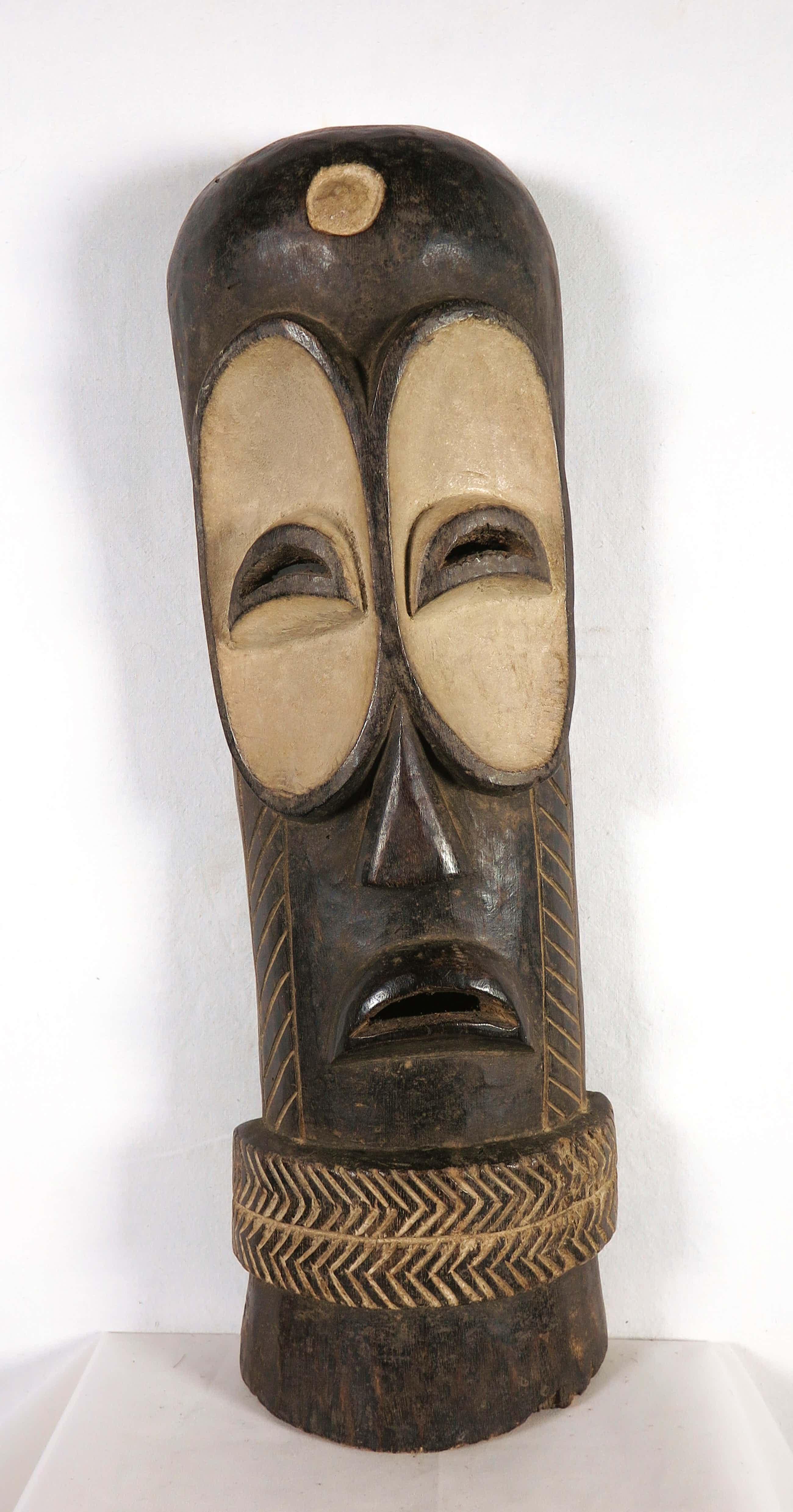 Bembe - Lang uilenmasker met band om de dik kopen? Bied vanaf 5!