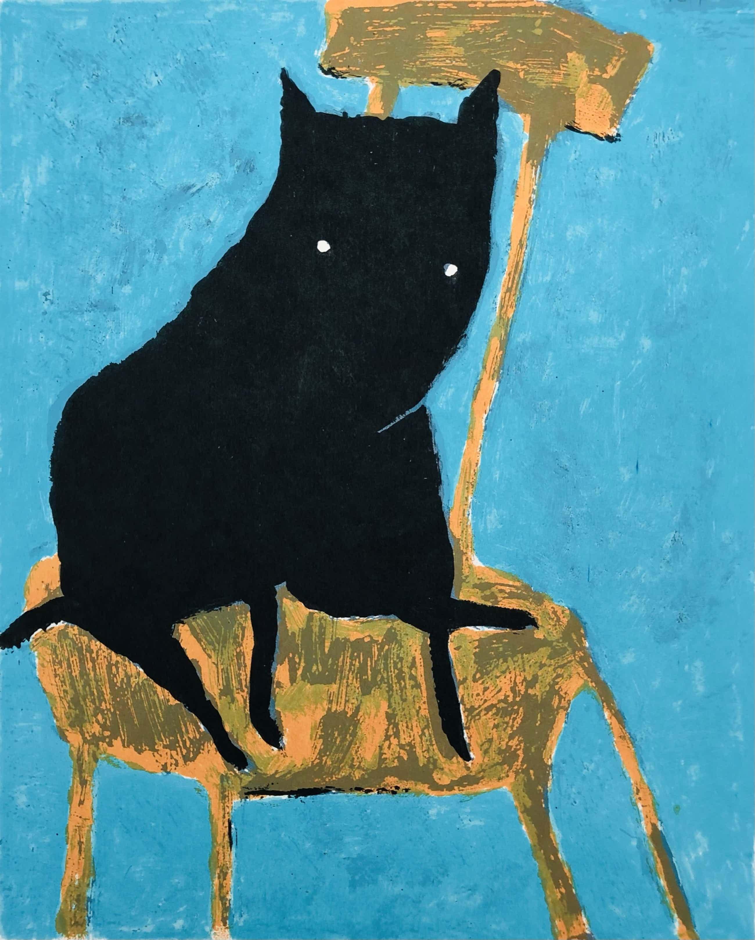 Peter Bastiaanssen - Doggy blue kopen? Bied vanaf 45!