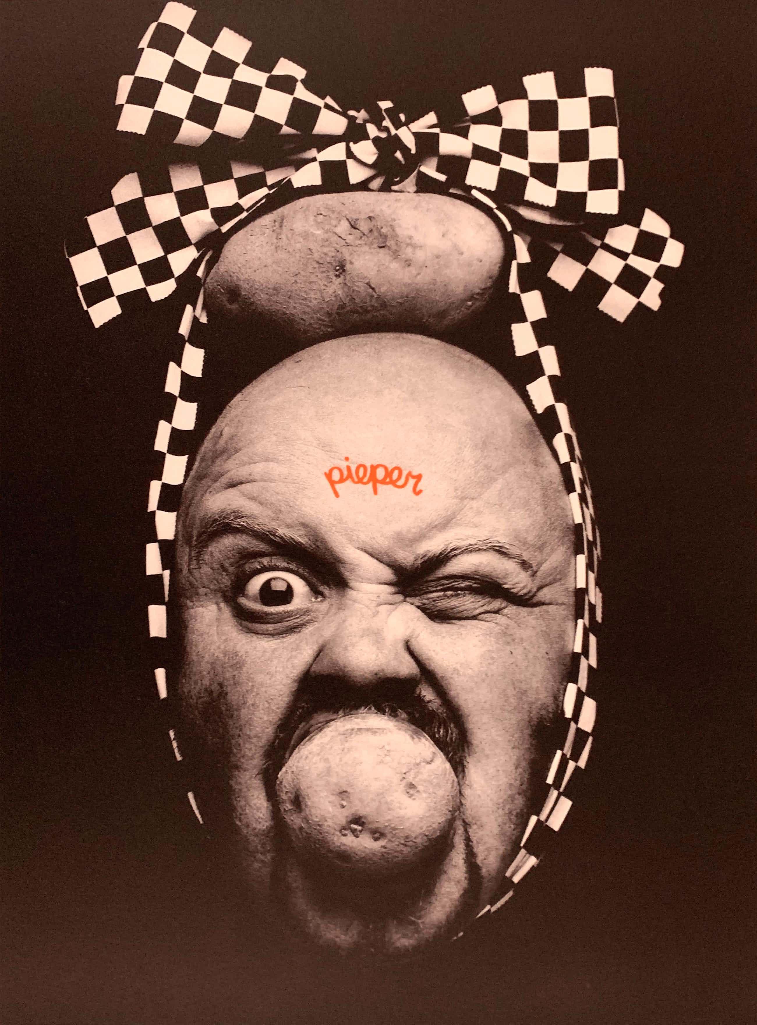 Erwin Olaf - Erwin Olaf - 'Pieper' - 1999 - Oplage slechts 18 stuks (ZELDZAAM!) kopen? Bied vanaf 950!