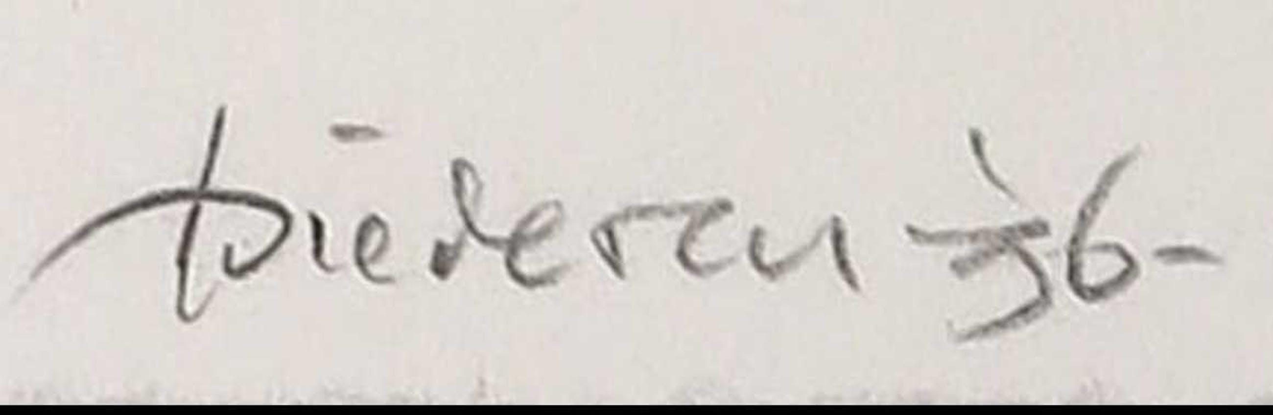 Jef Diederen - 7 Litho's naar teksten van Lucebert kopen? Bied vanaf 1!