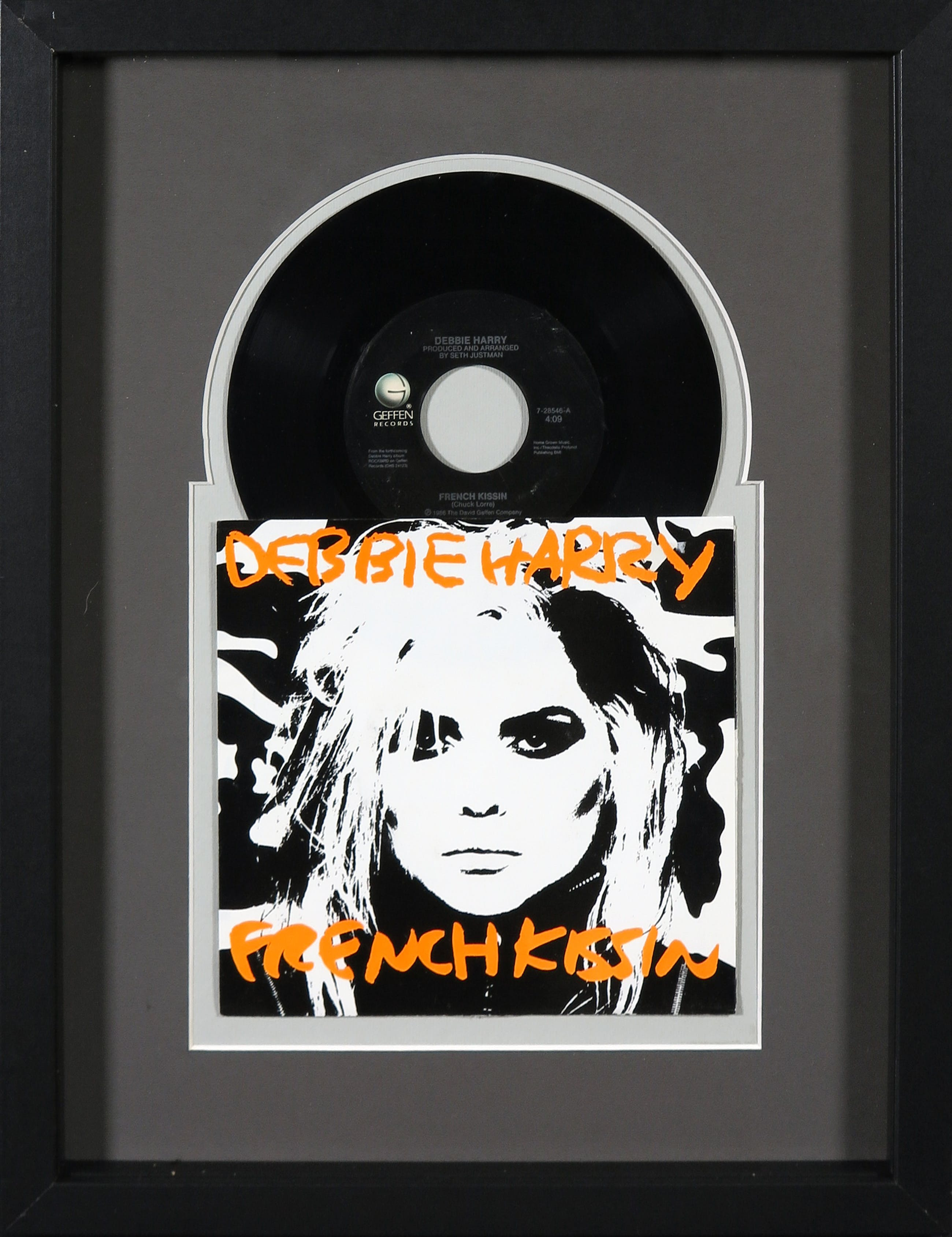 Andy Warhol - French Kissin - Debbie Harry kopen? Bied vanaf 1!