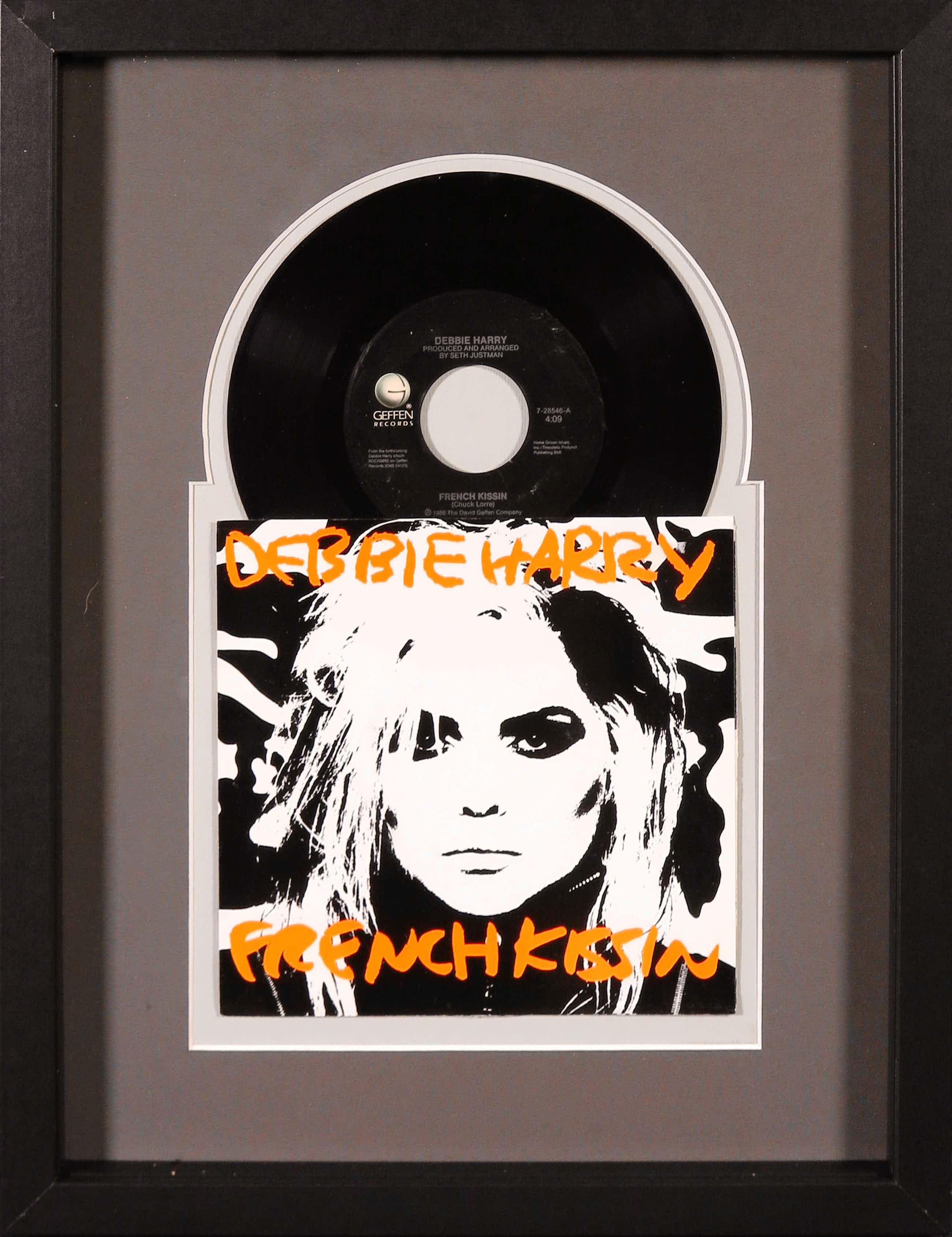 Andy Warhol - French Kissin - Debbie Harry kopen? Bied vanaf 90!