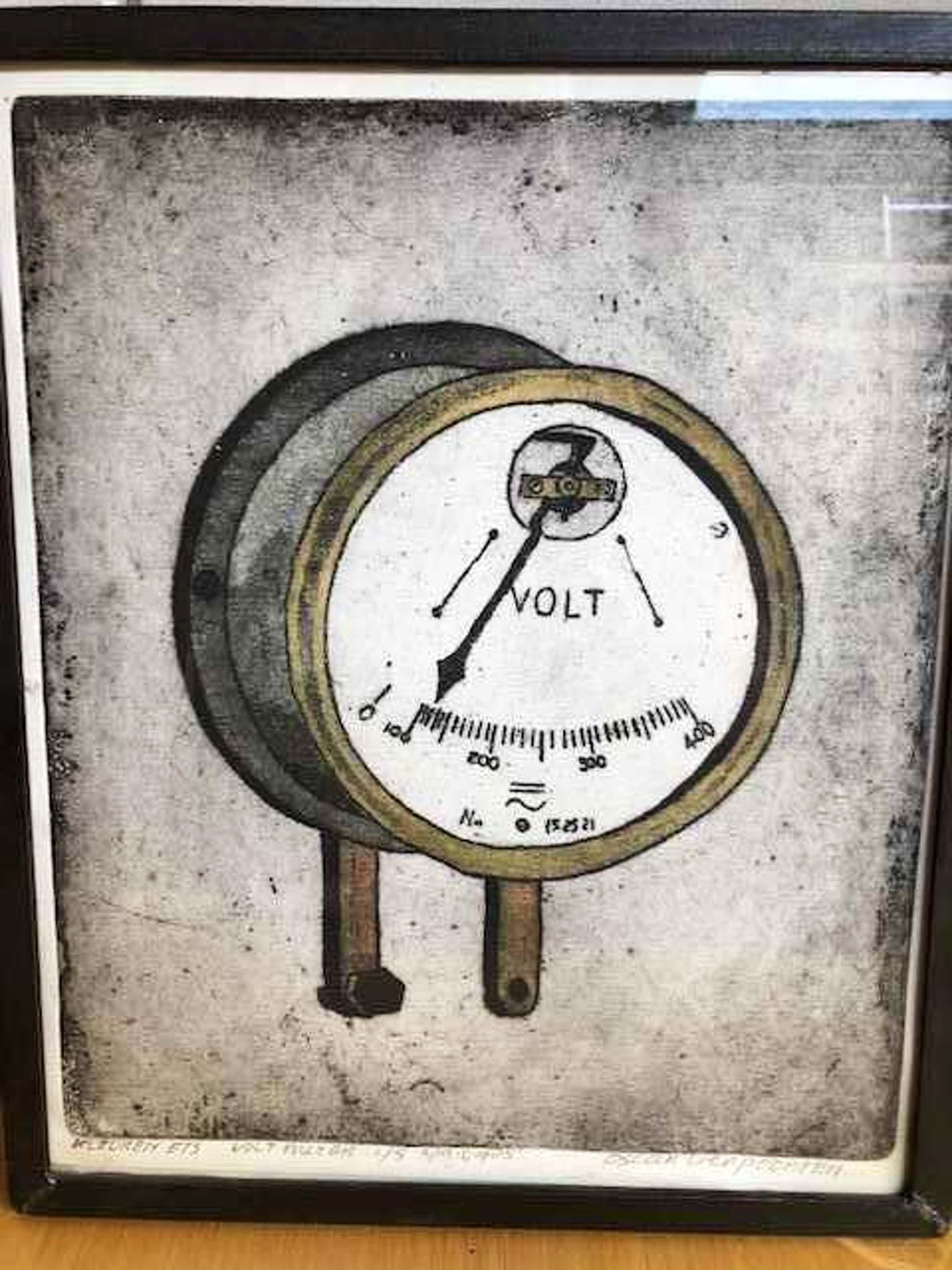 Oscar Verpoorten - voltmeter kopen? Bied vanaf 100!