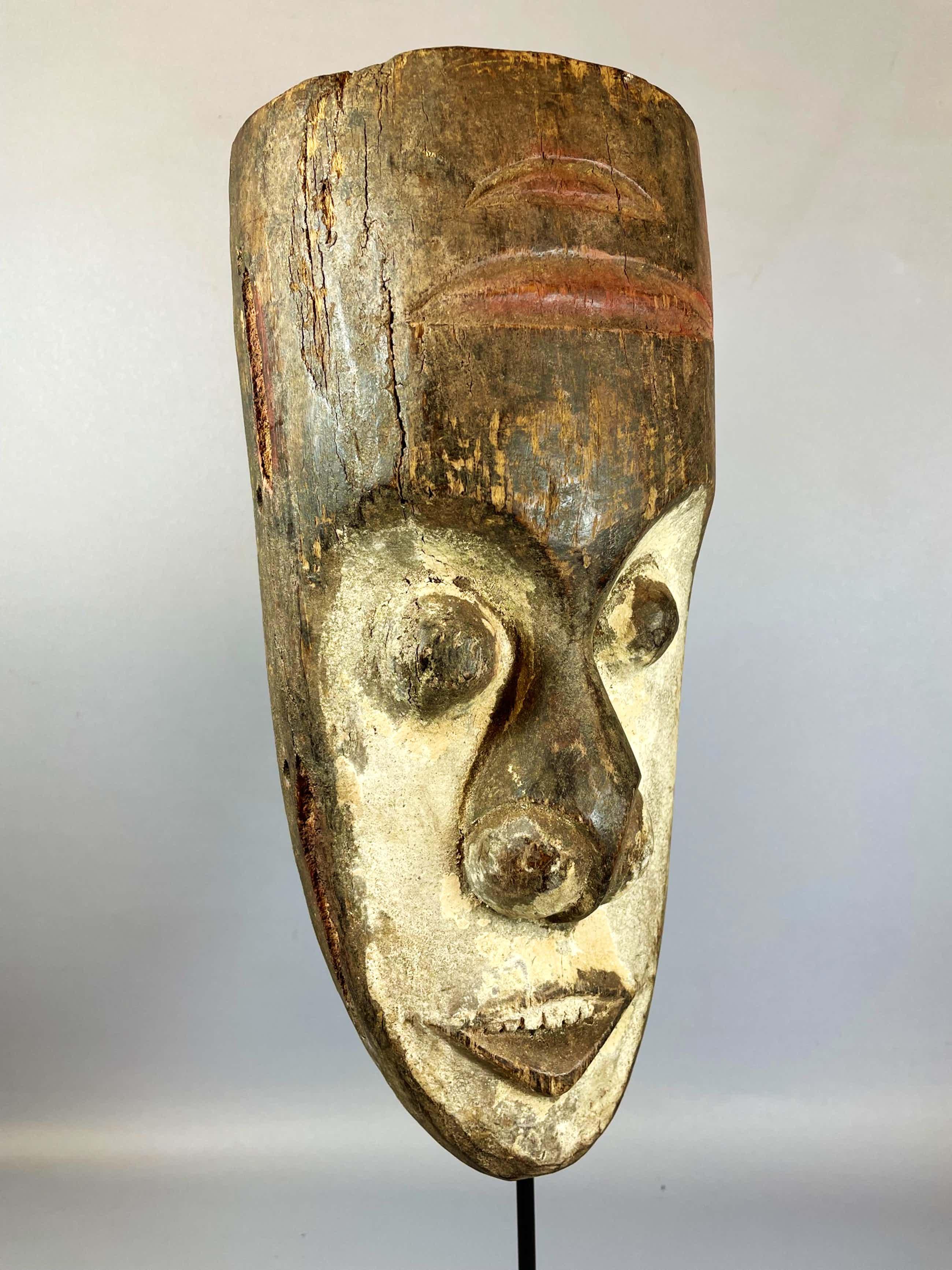 Igbo - Old African Igbo mask - Nigeria kopen? Bied vanaf 45!