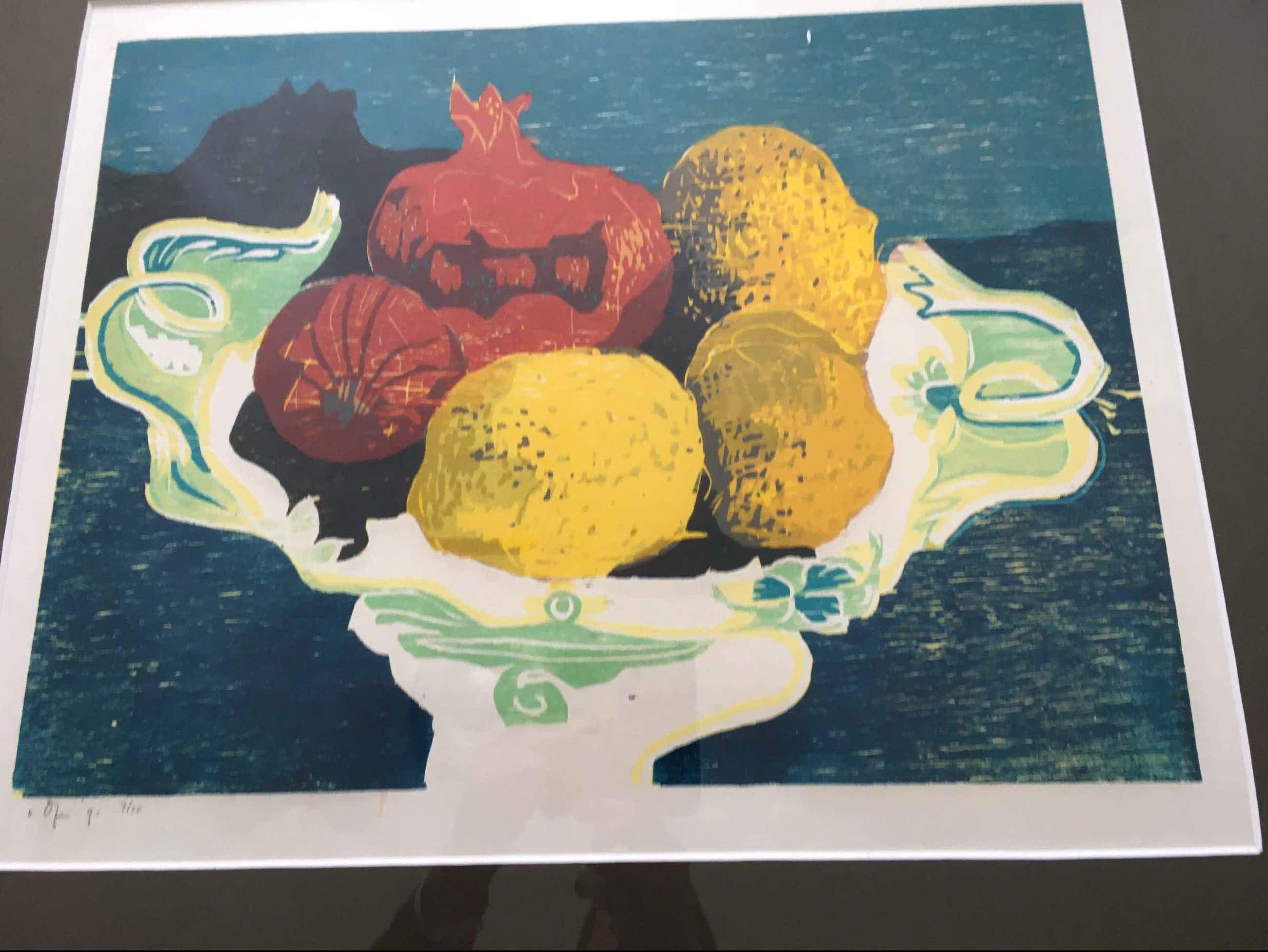 Vincent van Ojen - Abstract stilleven kopen? Bied vanaf 121!