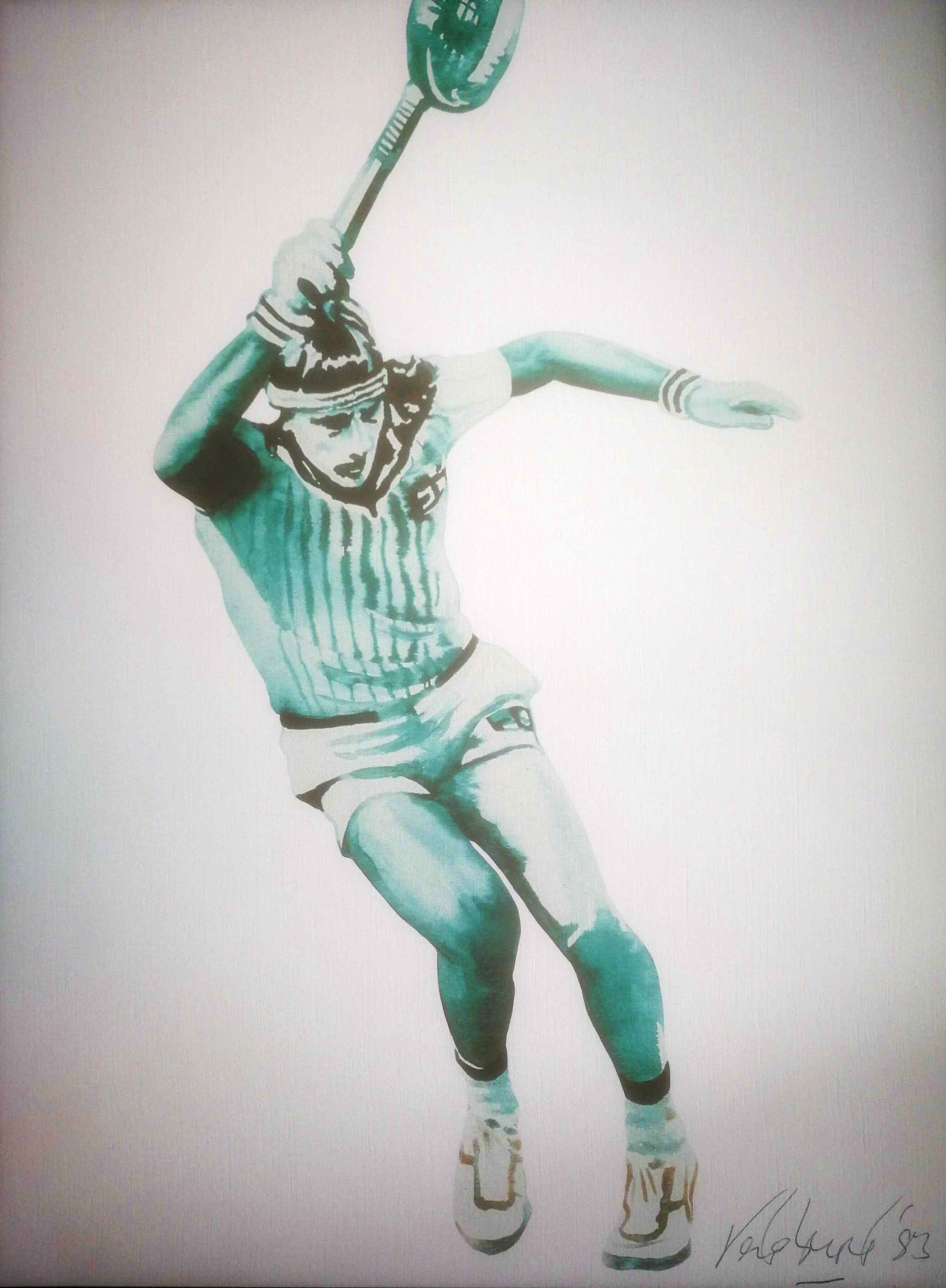 Rene Brone - Bjorn Borg. Tennis. 1983 kopen? Bied vanaf 29!