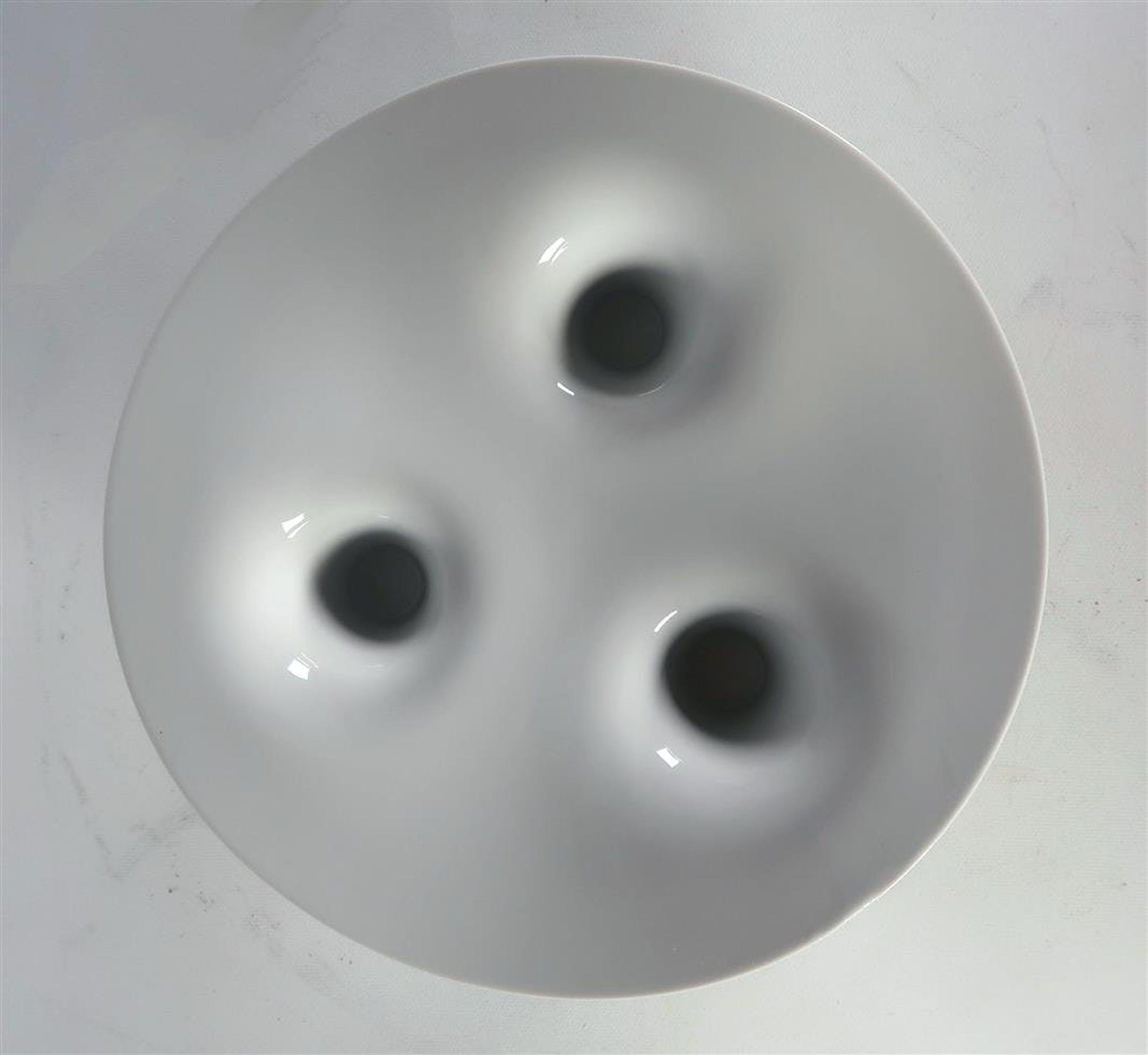 Willem Noyons - Porselein, Multifunctioneel object 2 delig kopen? Bied vanaf 35!