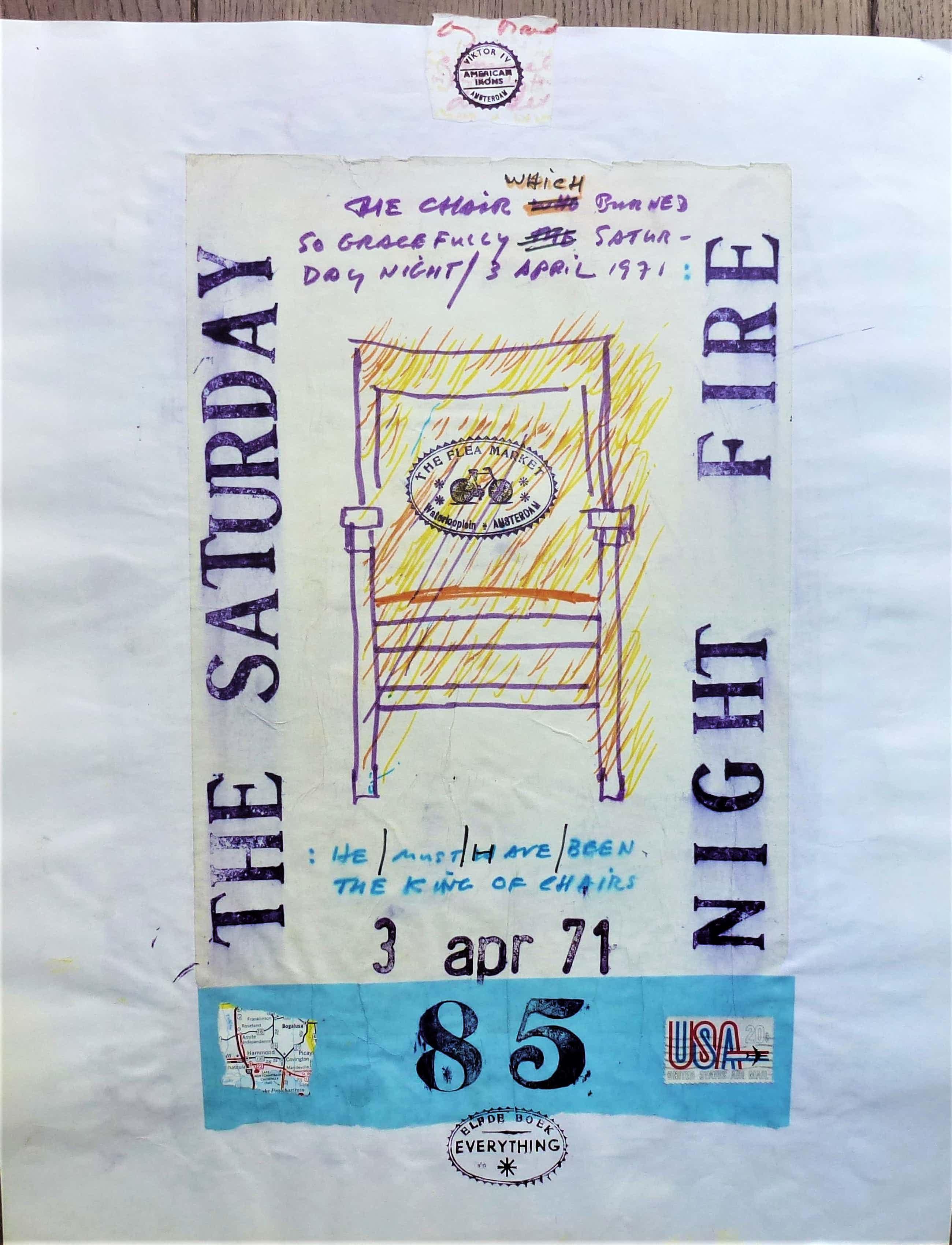 Viktor IV - THE SATERDAY NIGHT FIRE . kopen? Bied vanaf 150!