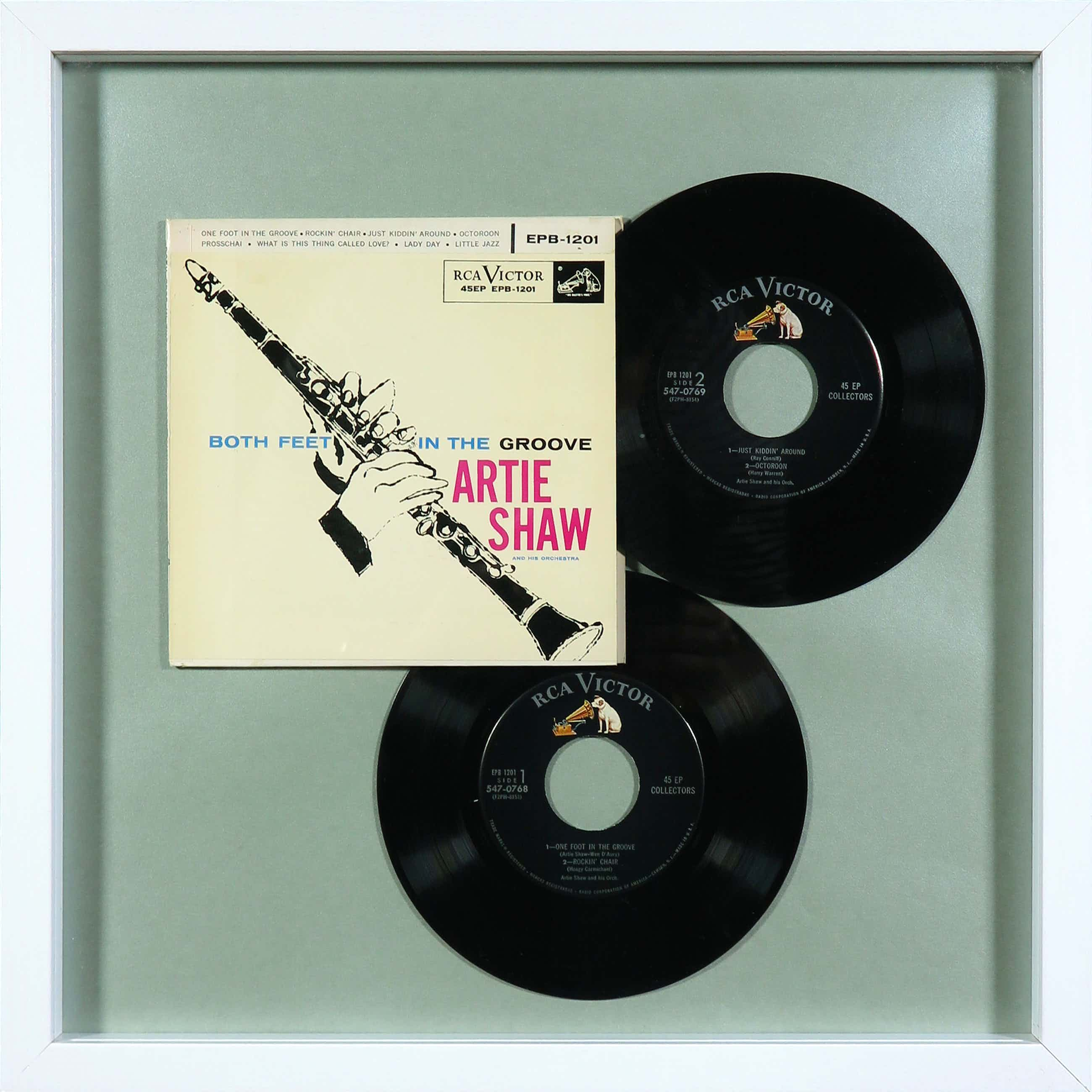 Andy Warhol - Both feet in the groove - Artie Shaw and his Orchestra kopen? Bied vanaf 60!