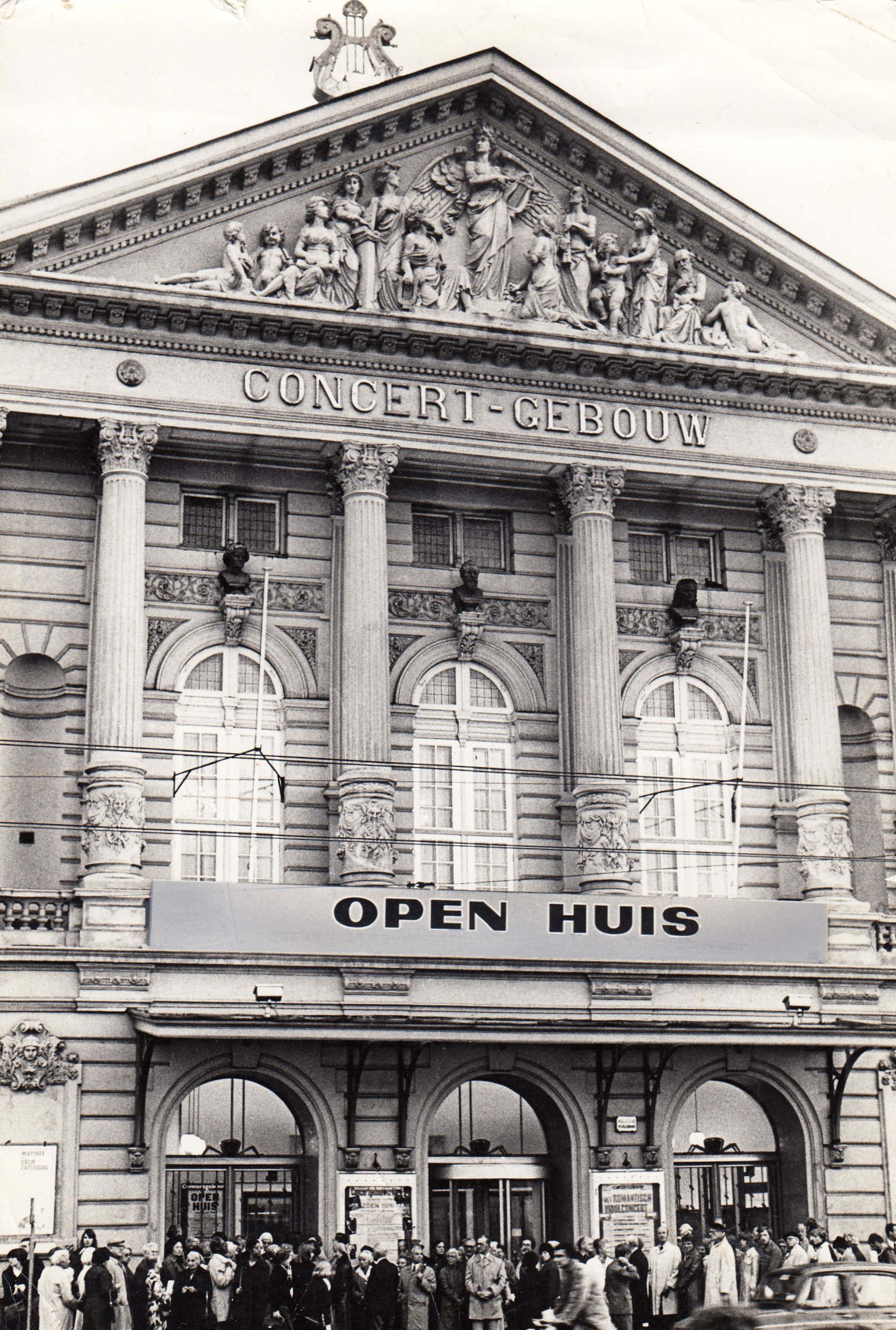 Kors van Bennekom - Concertgebouw Amsterdam kopen? Bied vanaf 35!