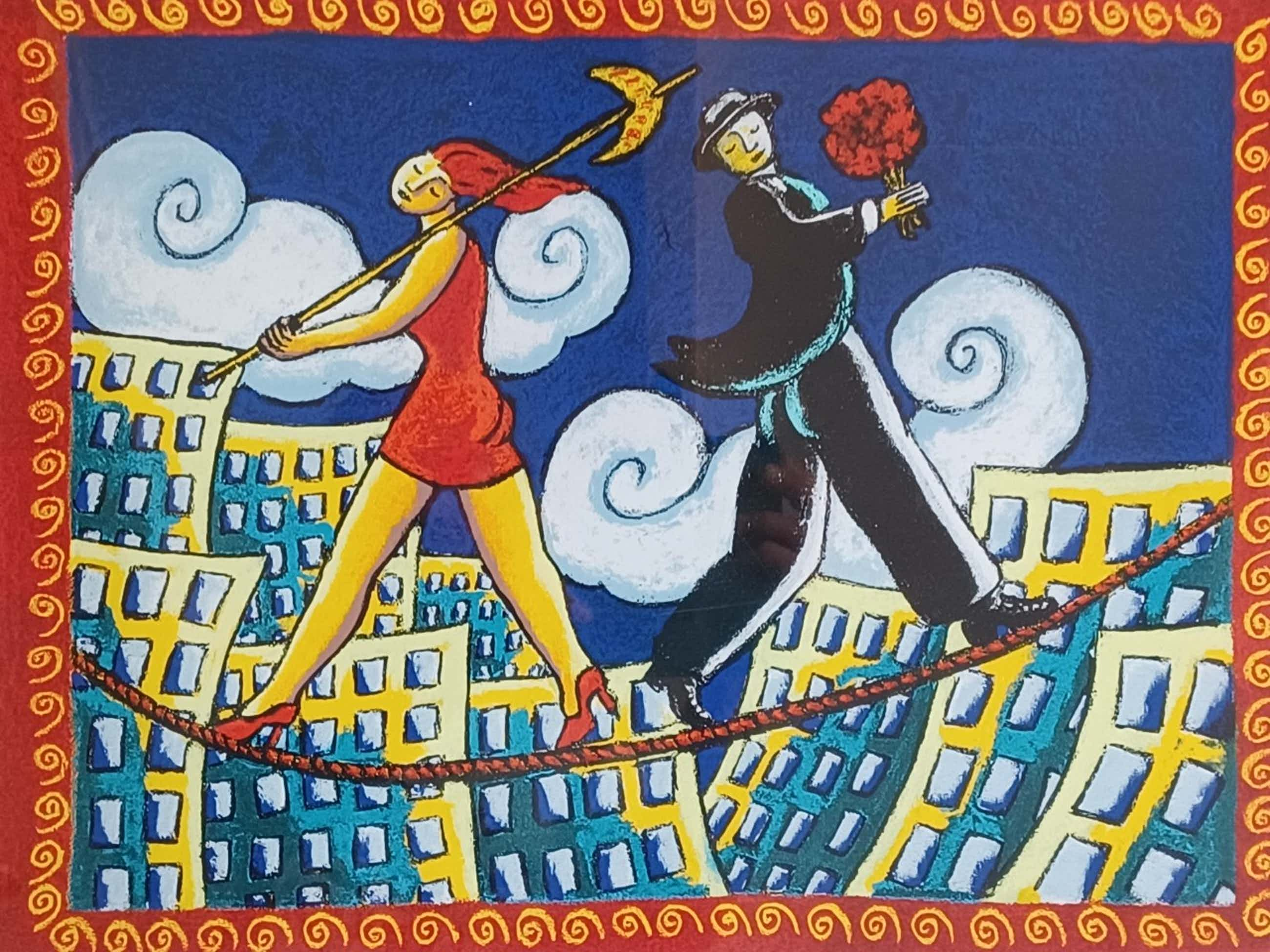 Jacques Tange - 'A very short romance'. kopen? Bied vanaf 75!