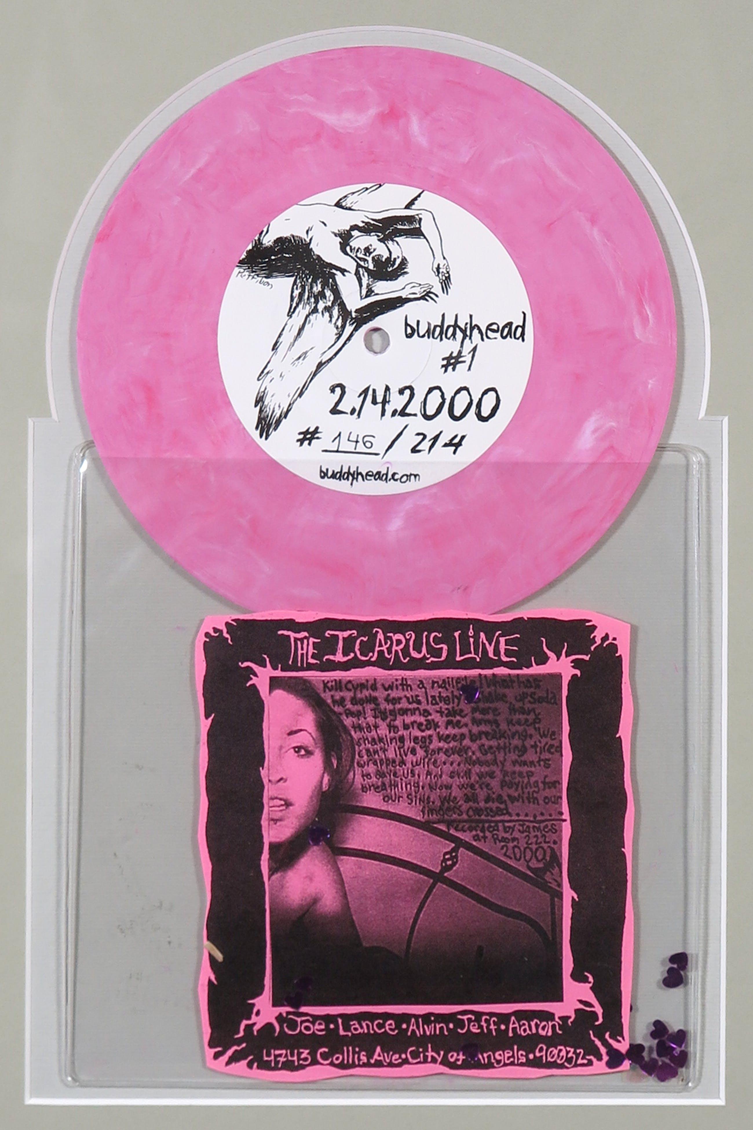 The Icarus Line - Gelimiteerde single, Kill Cupid with a Nail File kopen? Bied vanaf 1!