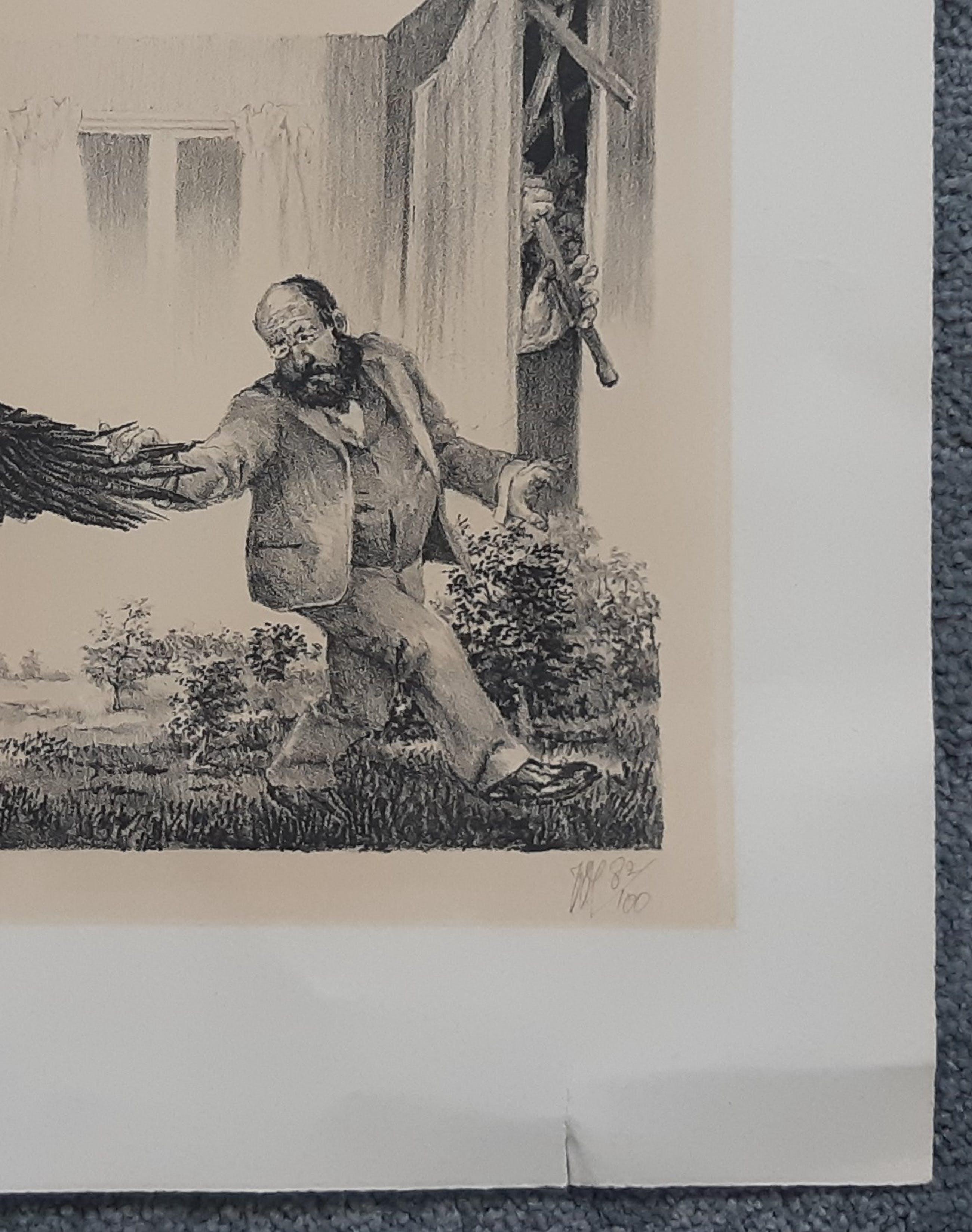 Peter Vos - The Old Man of Whitehaven kopen? Bied vanaf 100!