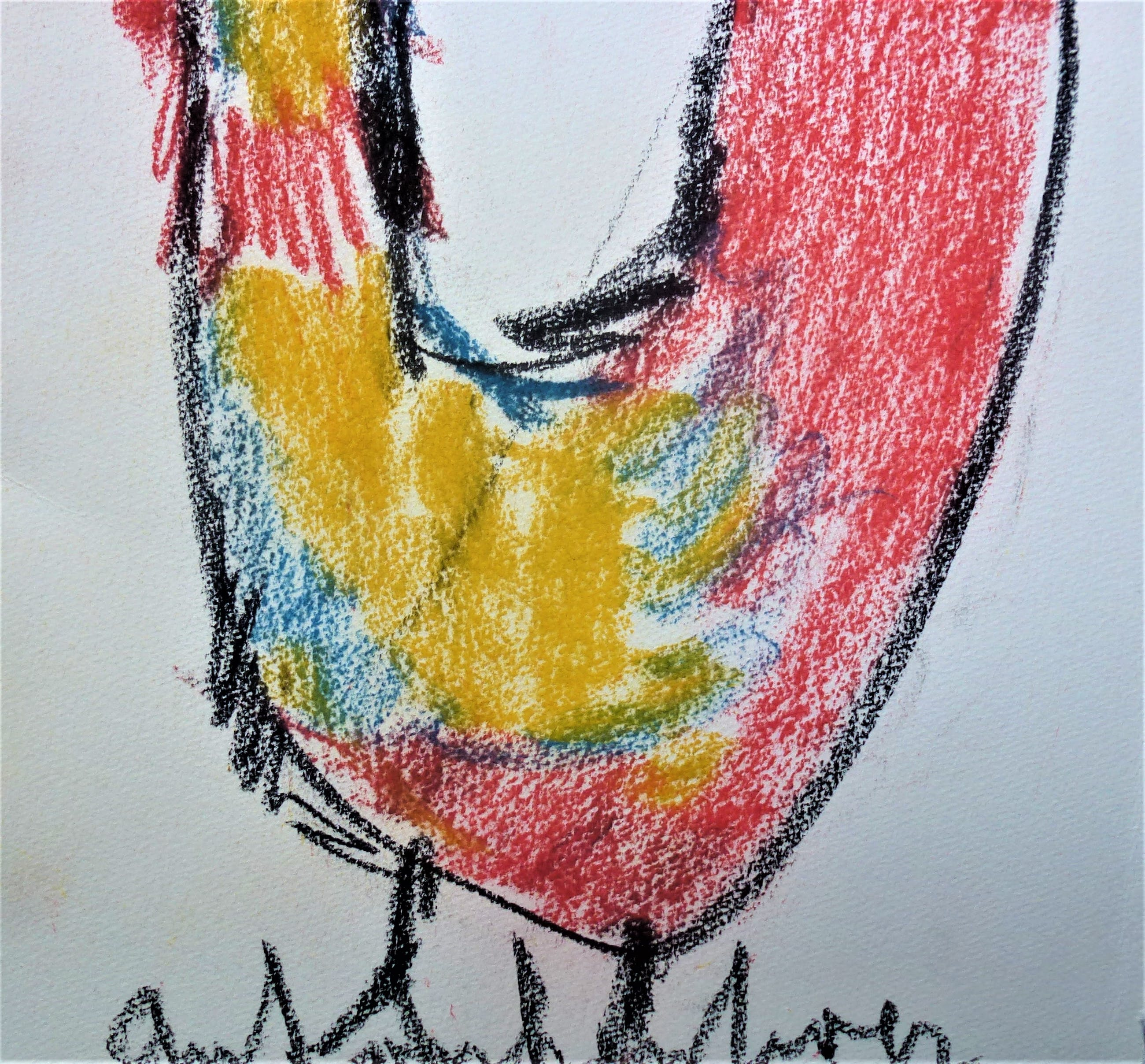 Anton Heyboer - De oervogel . kopen? Bied vanaf 250!