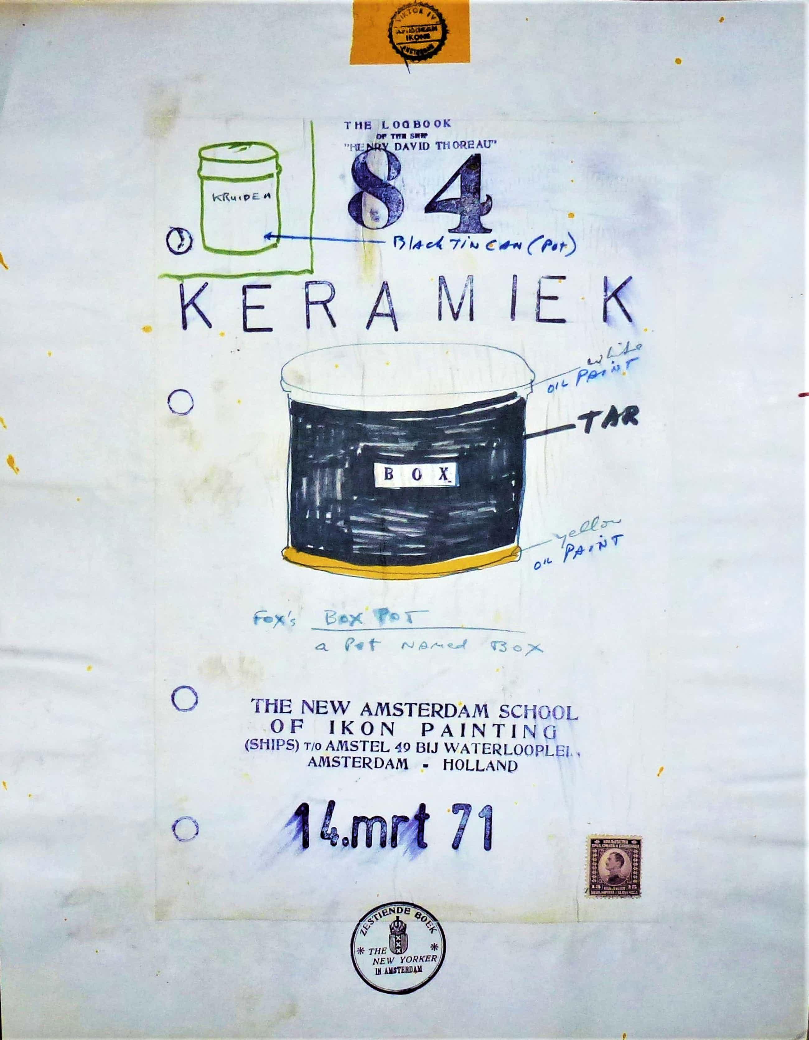 Viktor IV - Keramiek BOX kopen? Bied vanaf 150!