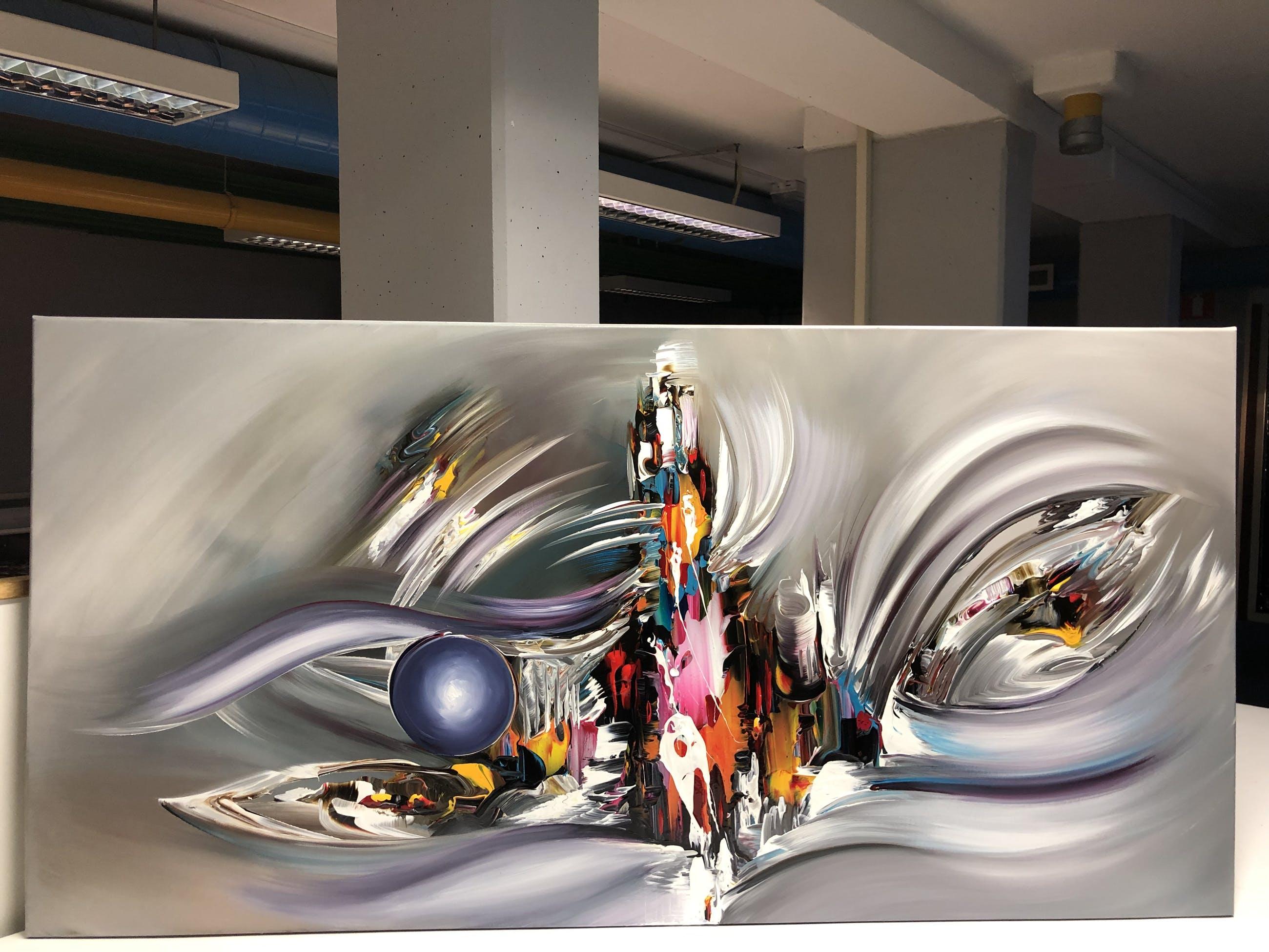 Gena - Abstract Vision kopen? Bied vanaf 250!