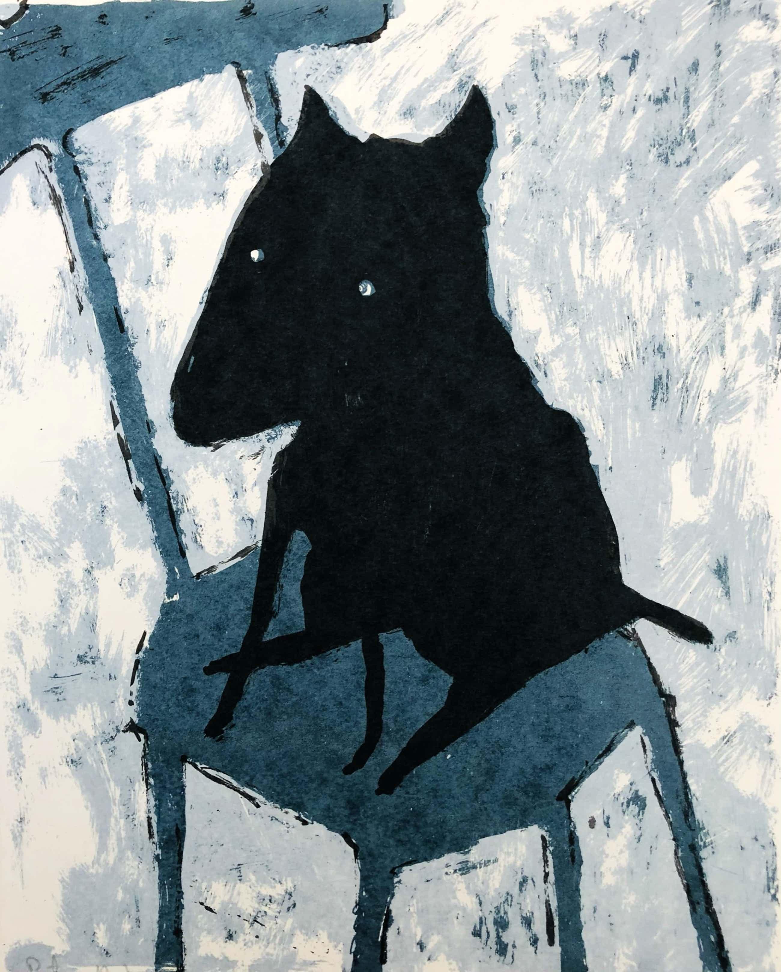 Peter Bastiaanssen - Hondje op stoel I kopen? Bied vanaf 50!