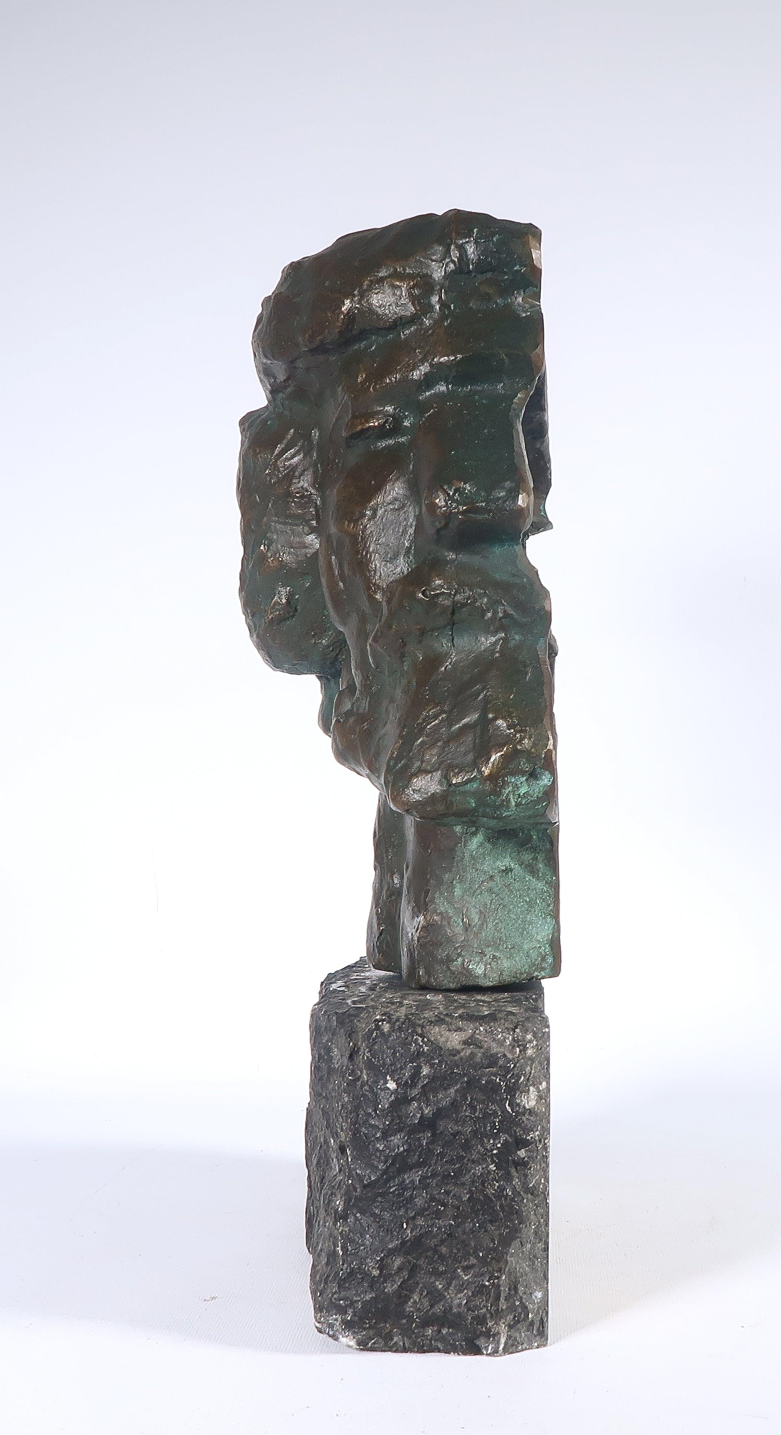 Janny Brugman-de Vries - Bronzen beeld, Prometheus kopen? Bied vanaf 1!