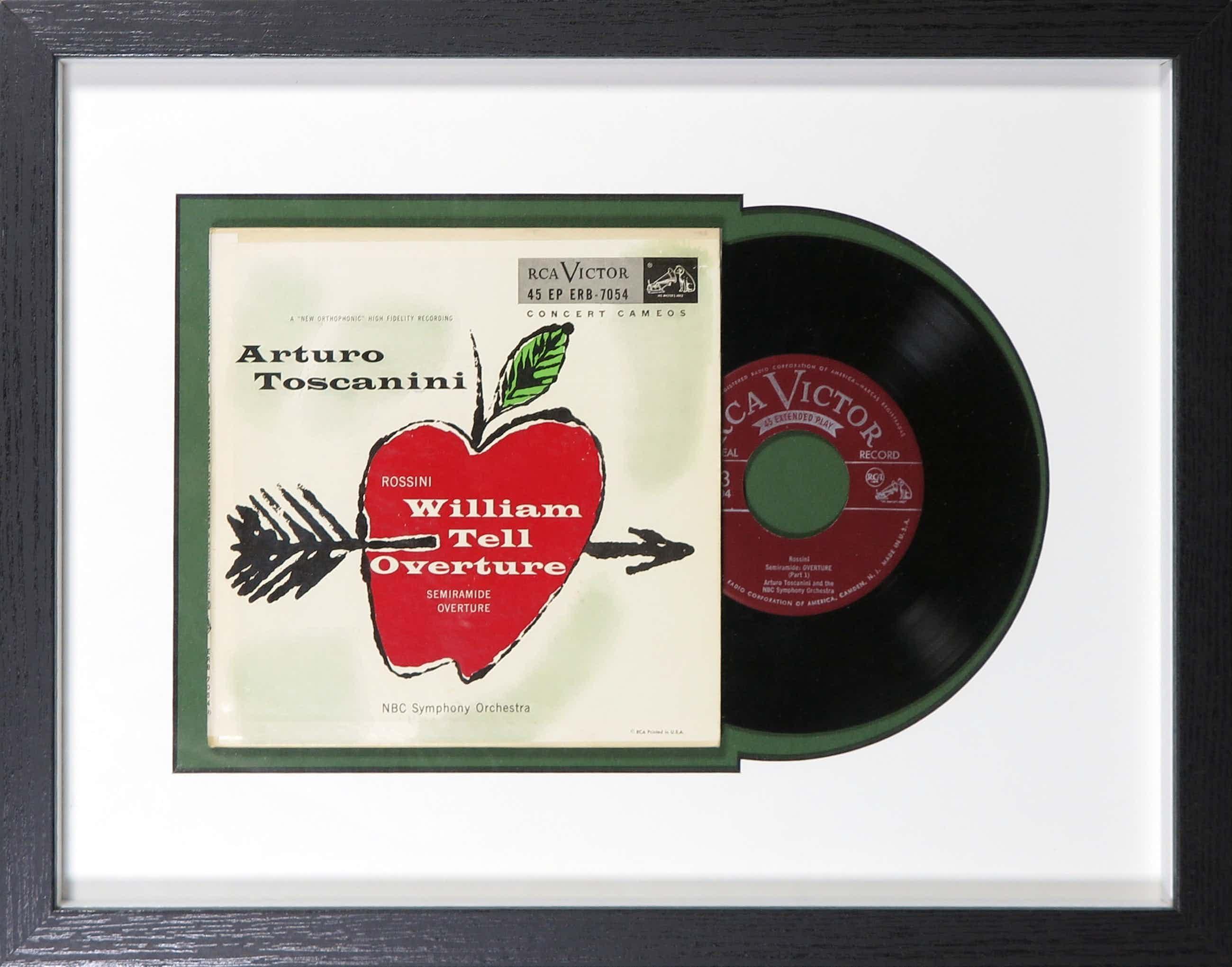 Andy Warhol - William Tell Ouverture van Rossini door Artuto Toscanini kopen? Bied vanaf 103!
