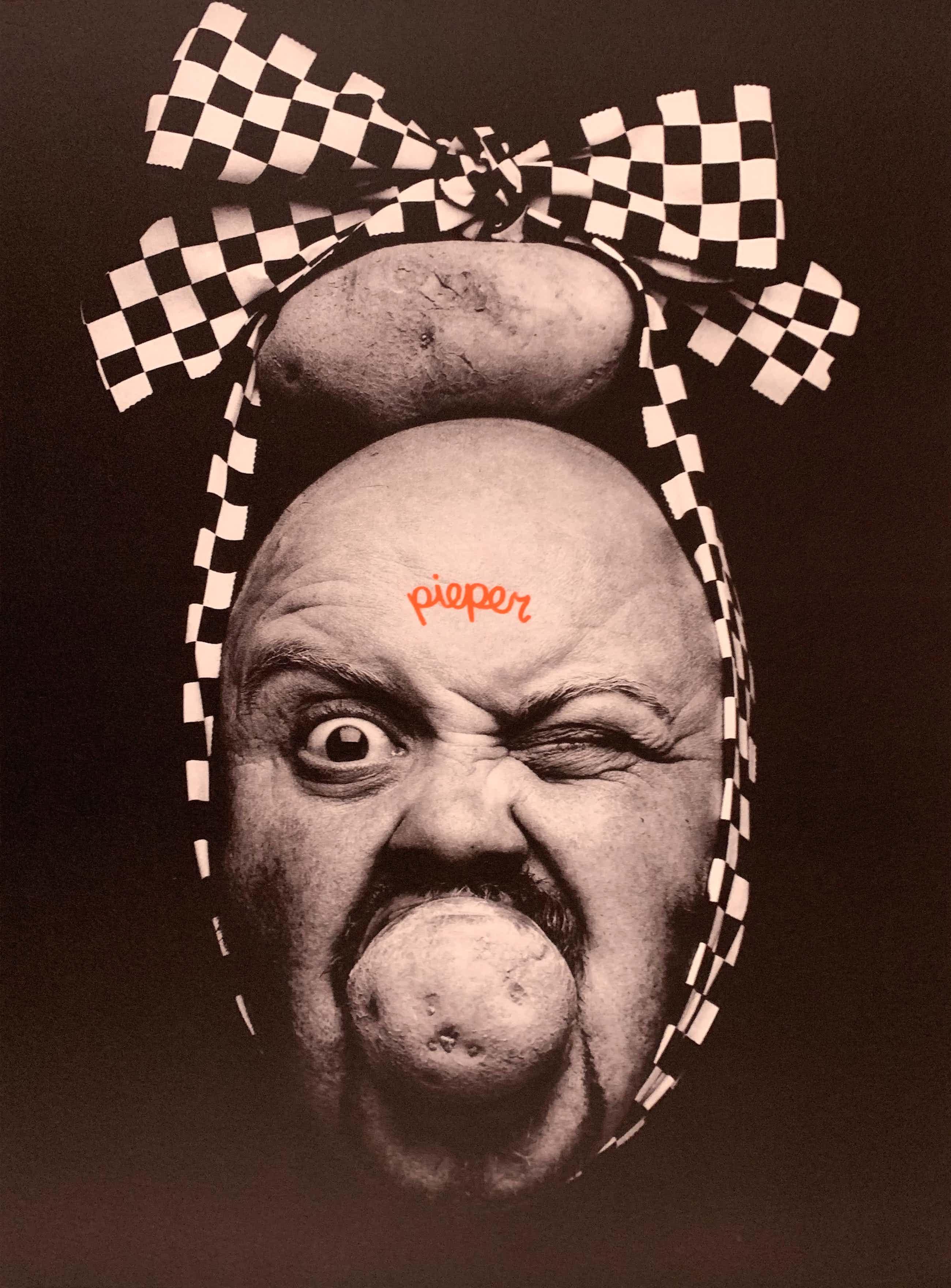 Erwin Olaf - 'Pieper' - 1999 - Oplage slechts 18 stuks (ZELDZAAM!) kopen? Bied vanaf 1000!