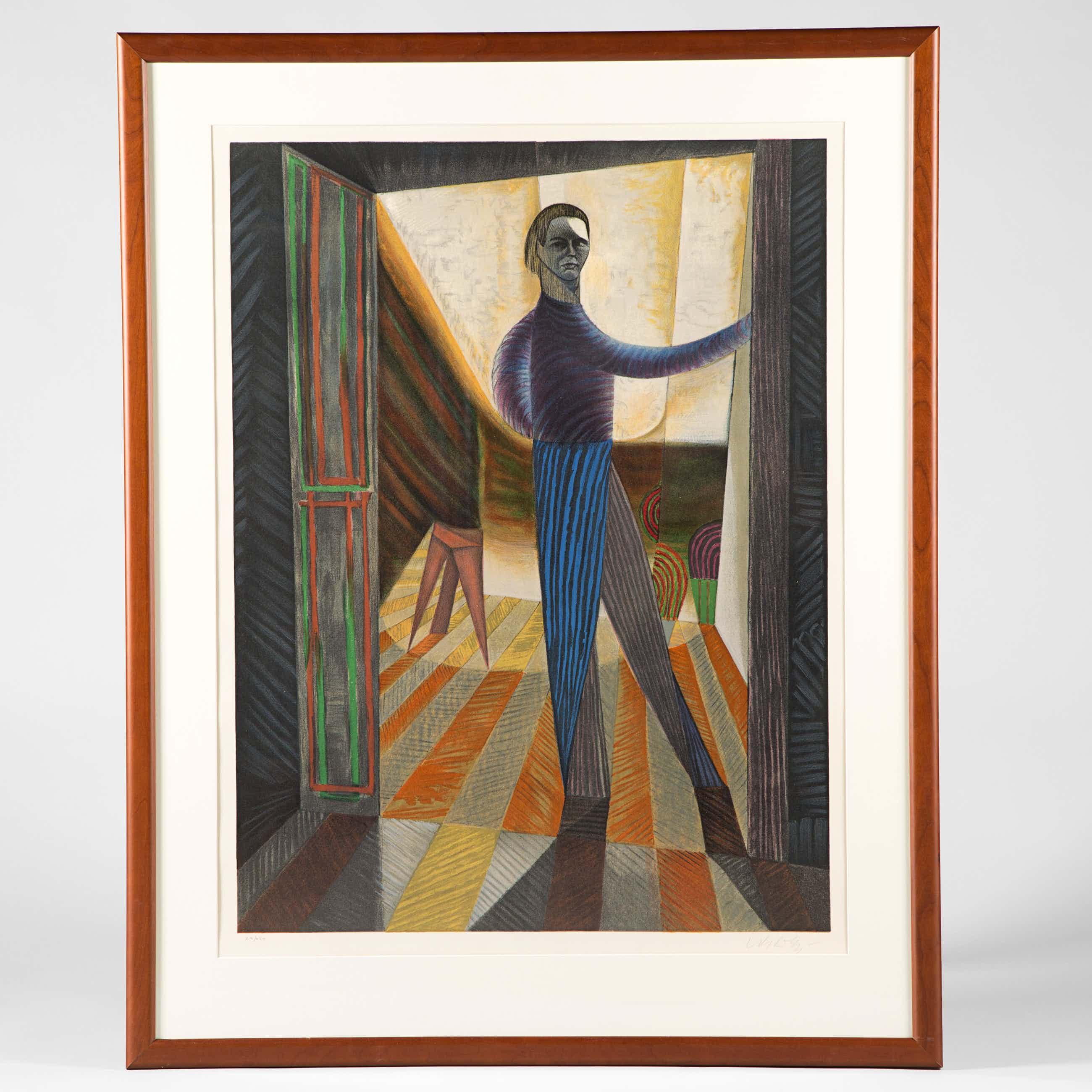 Victor Vasarely - zelfportret kopen? Bied vanaf 750!