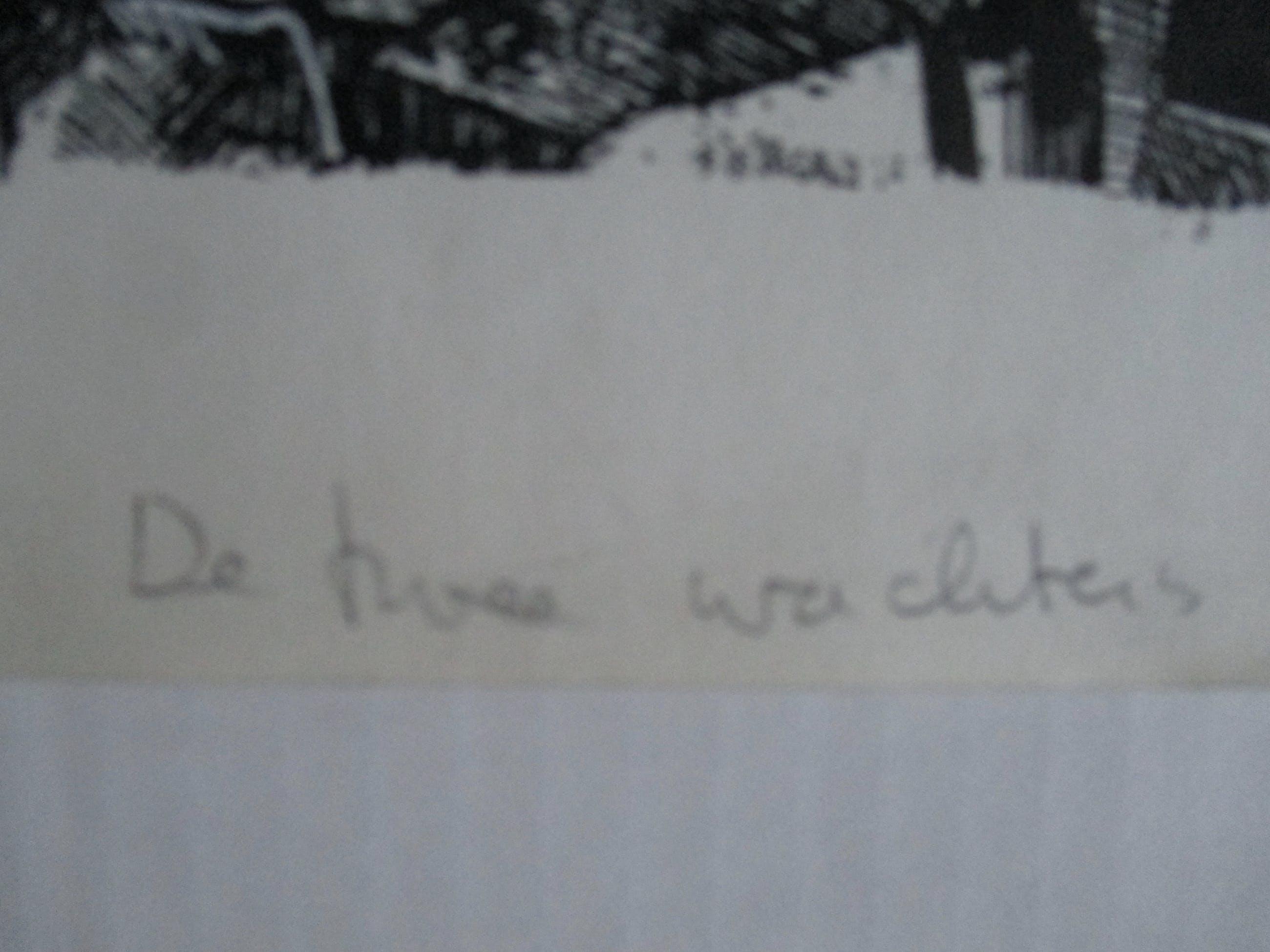 """Jan Bernard Meinen - Gemengde techniek """"De Twee wachters"""" kopen? Bied vanaf 45!"""