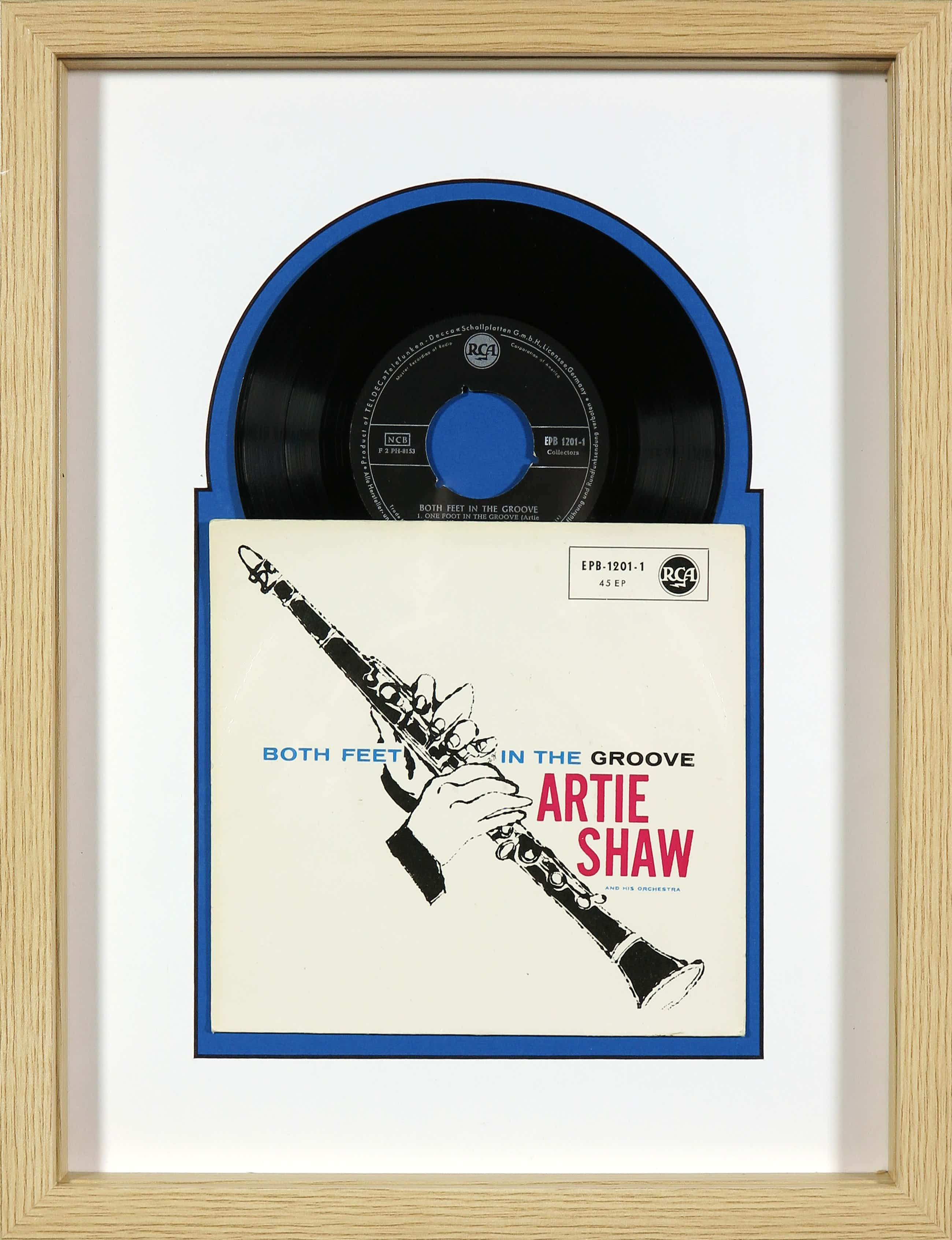 Andy Warhol - Both feet in the groove - Artie Shaw and his Orchestra kopen? Bied vanaf 54!
