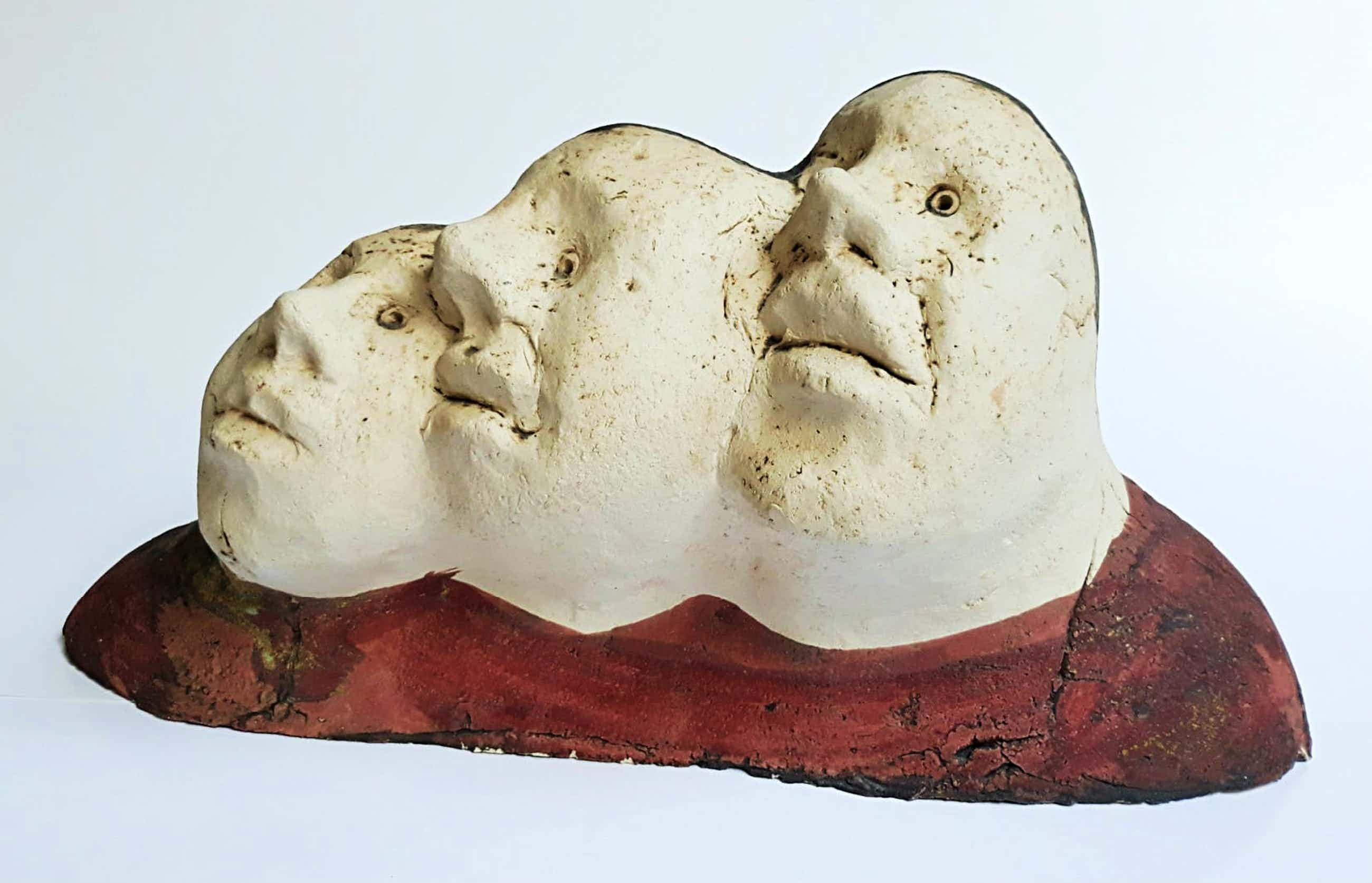 Sjer Jacobs - Triumviraat, keramiek kopen? Bied vanaf 115!