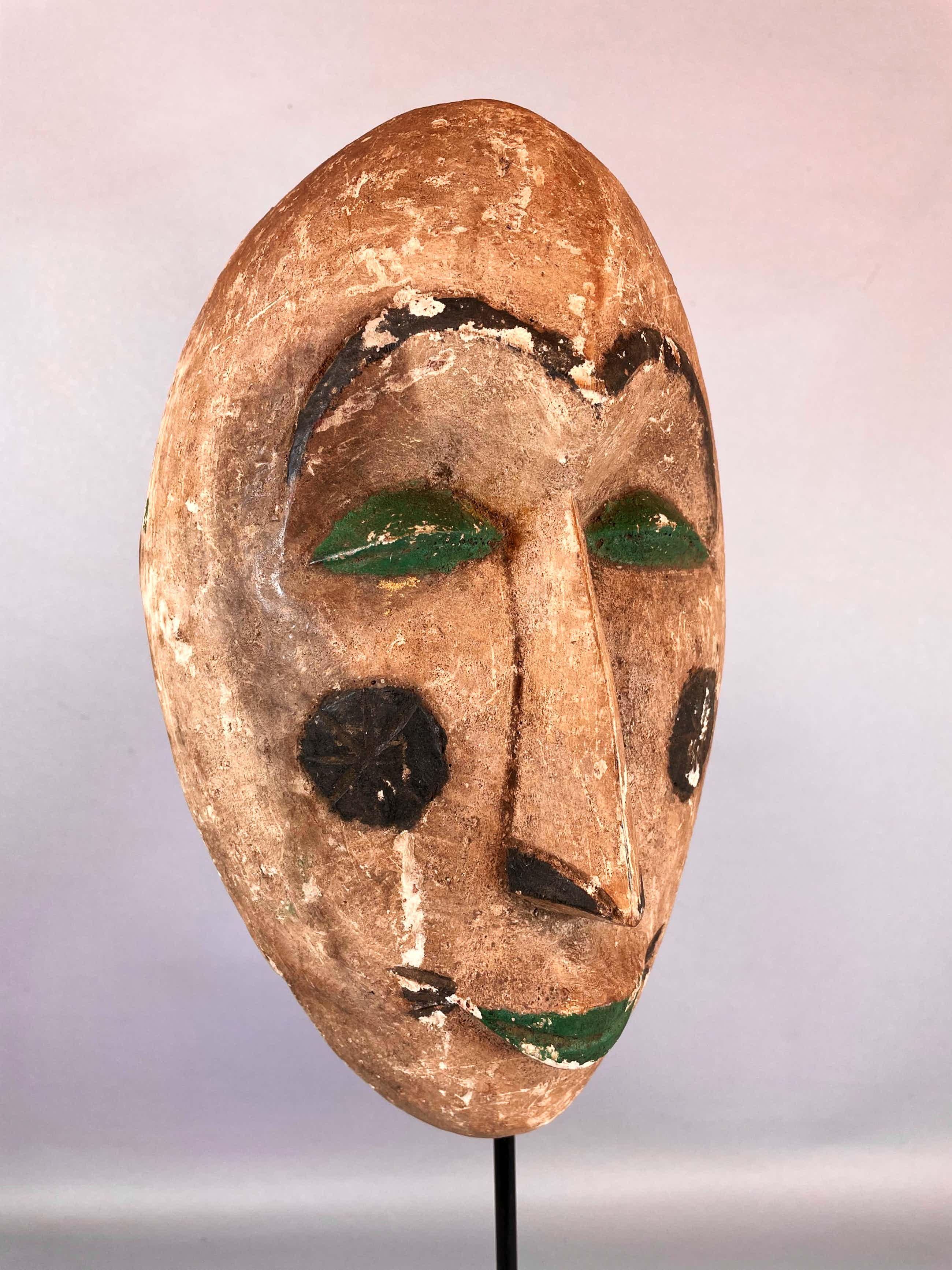 Dogon - African mask from the IGALA - Nigeria kopen? Bied vanaf 45!