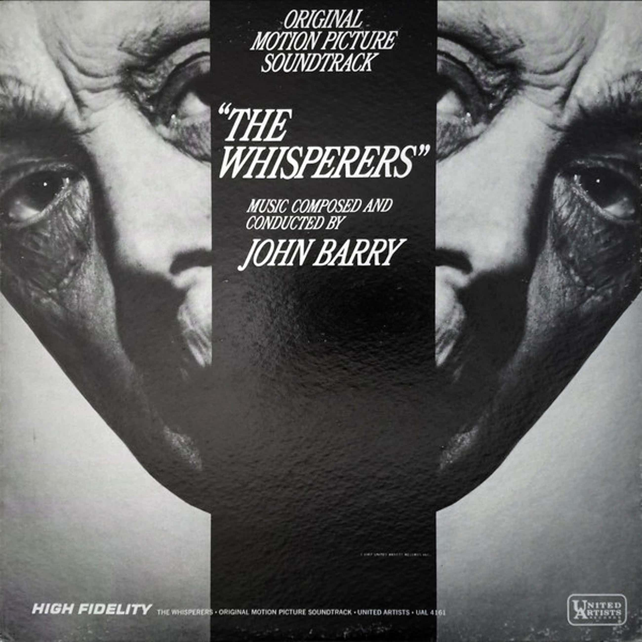 "John Barry - 'the whisperers"" kopen? Bied vanaf 15!"