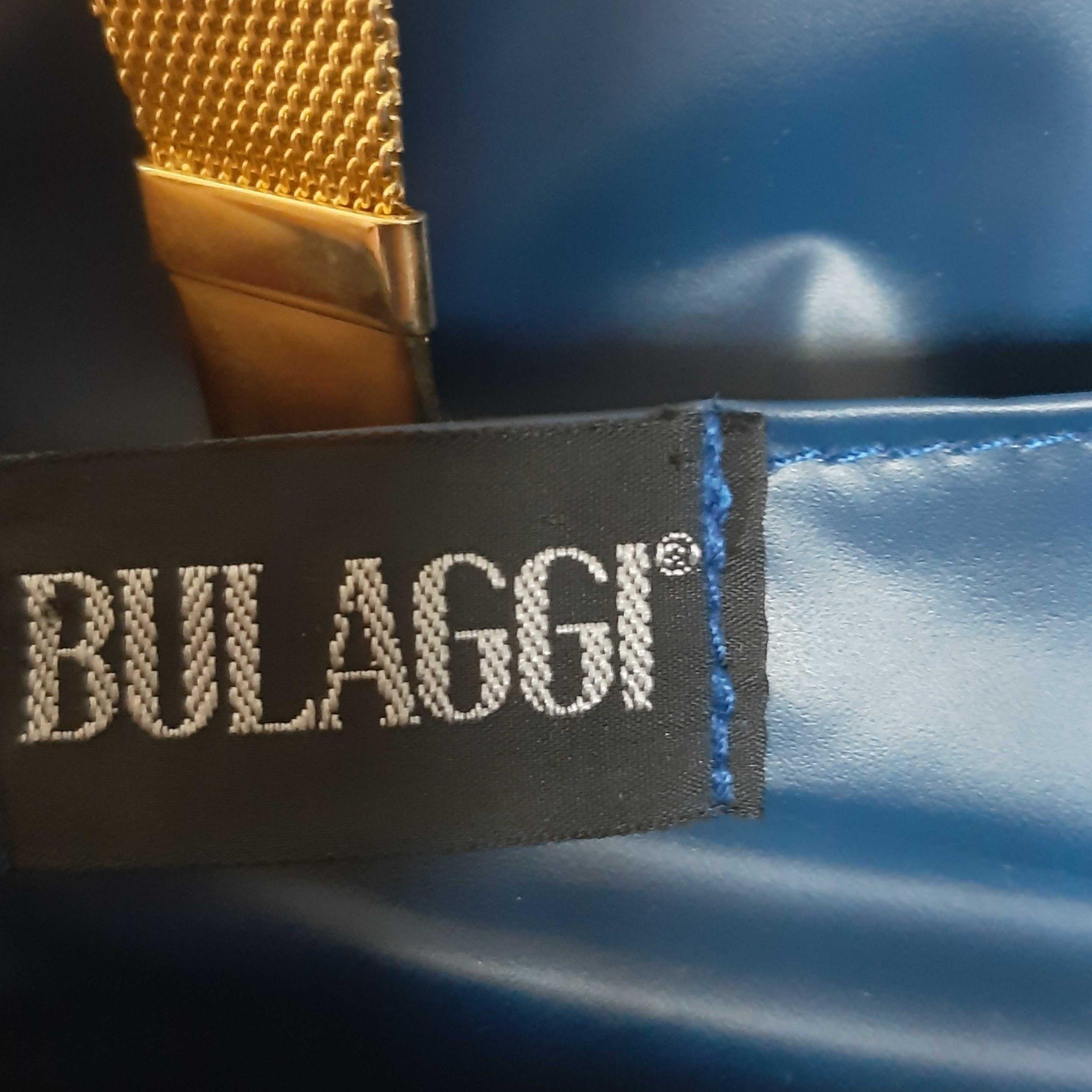 Niet of onleesbaar gesigneerd - Bulaggi en krokodil farm 2 tassen kopen? Bied vanaf 10!