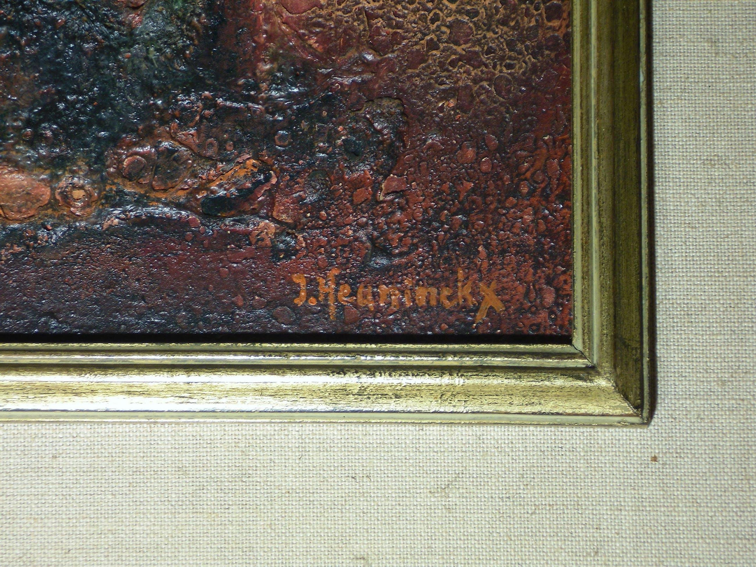 Jan Heuninckx - Ondergaande zon kopen? Bied vanaf 30!