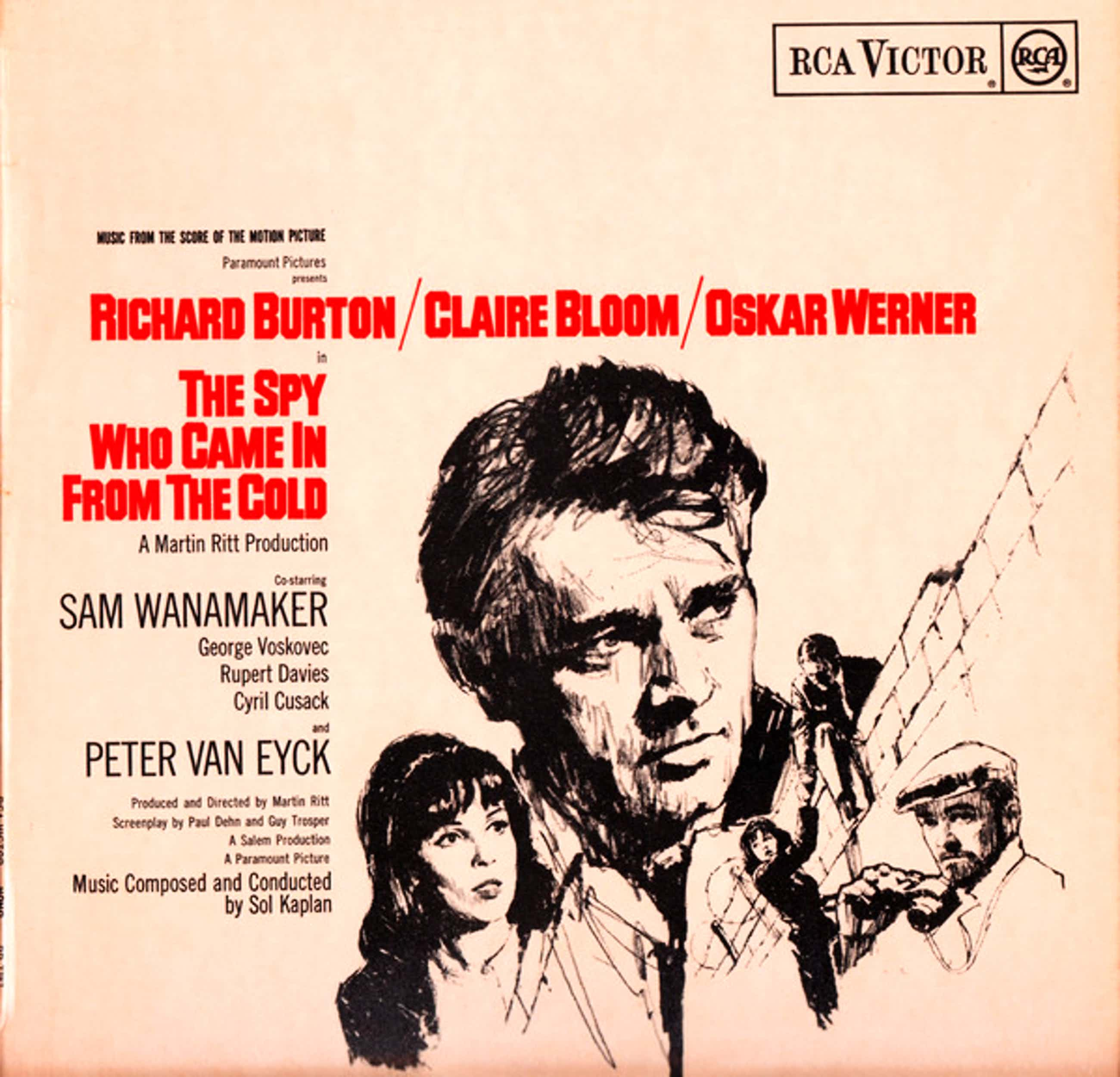 Various artists - The spy who came in from the cold - Sol Kaplan kopen? Bied vanaf 10!