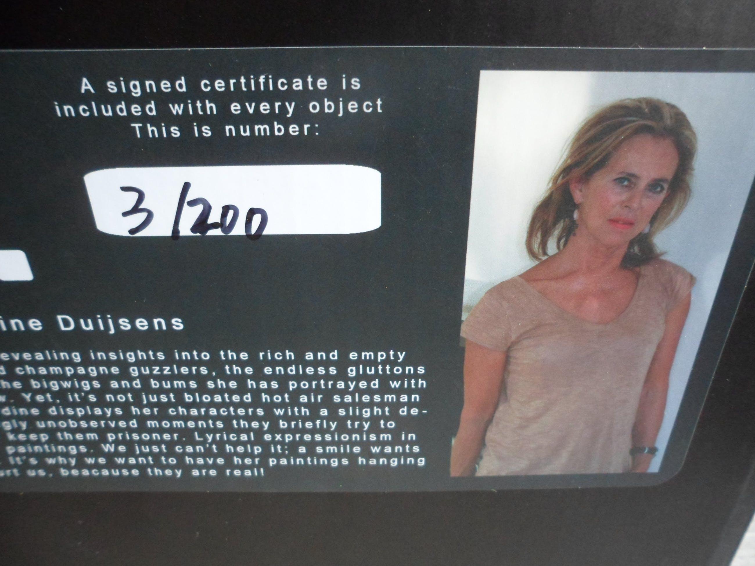 Gerdine Duijsens-Kroeze - Beeld. Tea Ladies 1 kopen? Bied vanaf 45!