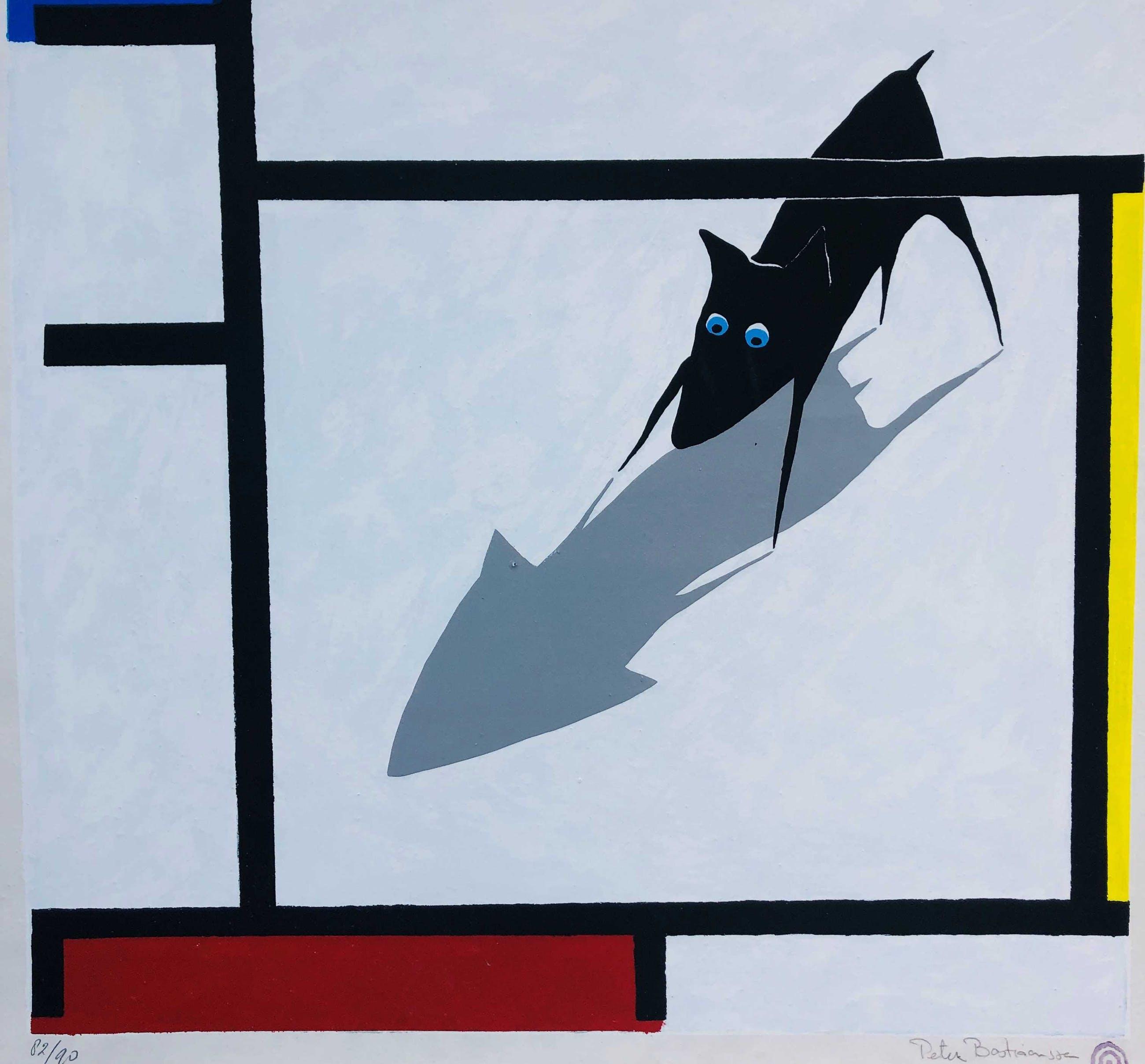 Peter Bastiaanssen - Yapping Mondriaan kopen? Bied vanaf 90!