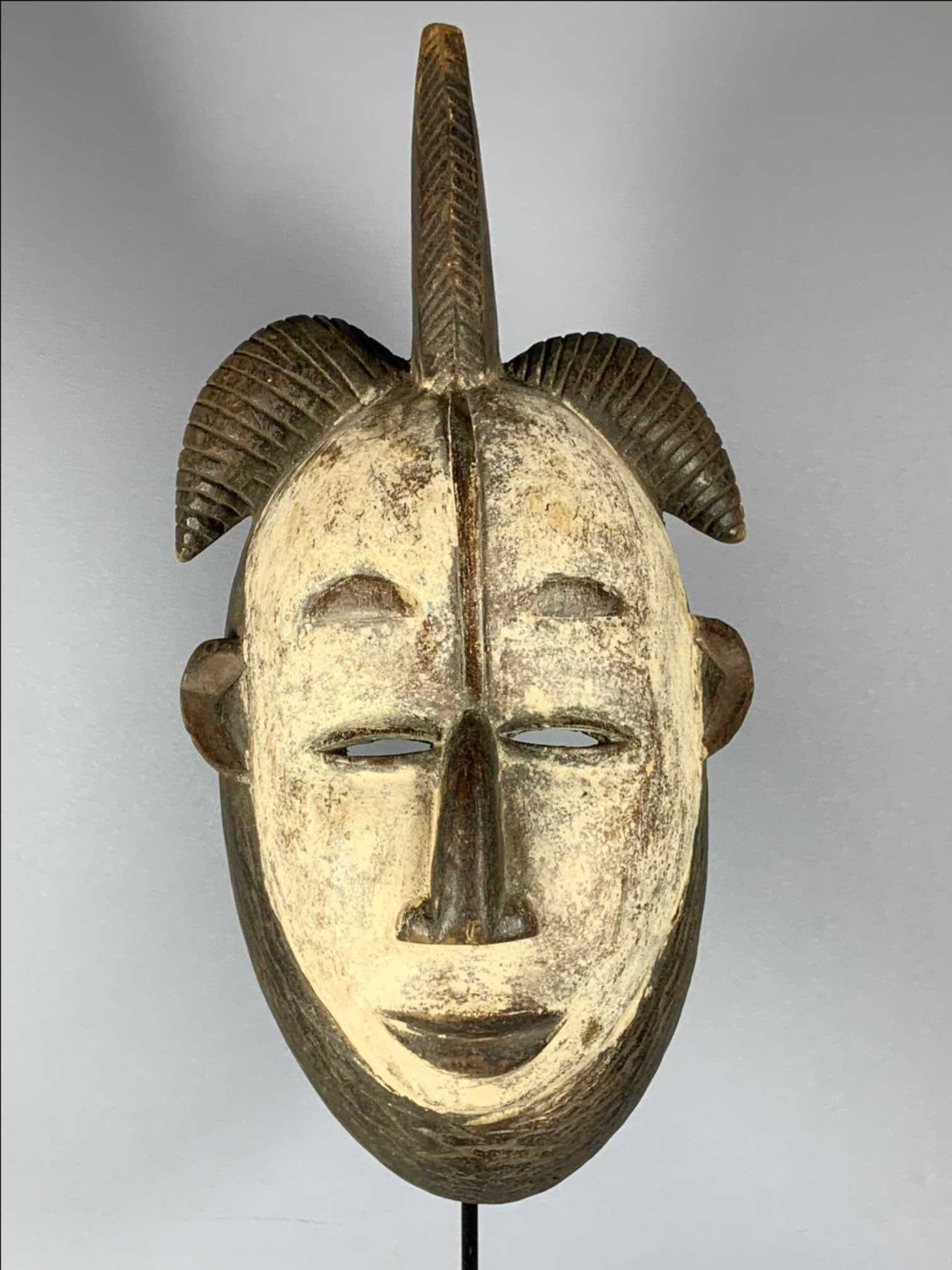 Ibibio - Tribal Used African Ibibio Mask - Nigeria. kopen? Bied vanaf 45!