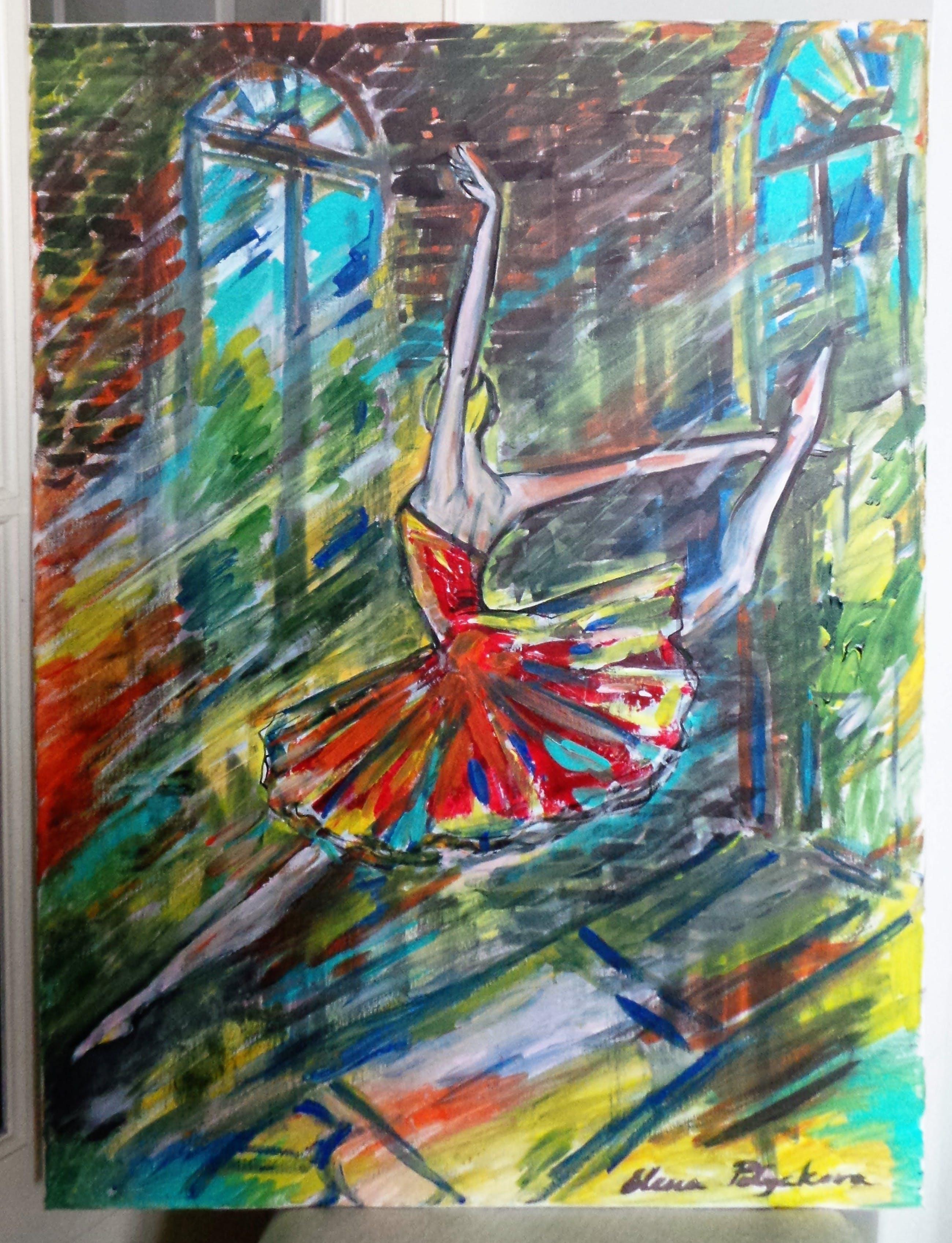 Elena Polyakova - Ballet,ballet kopen? Bied vanaf 99!