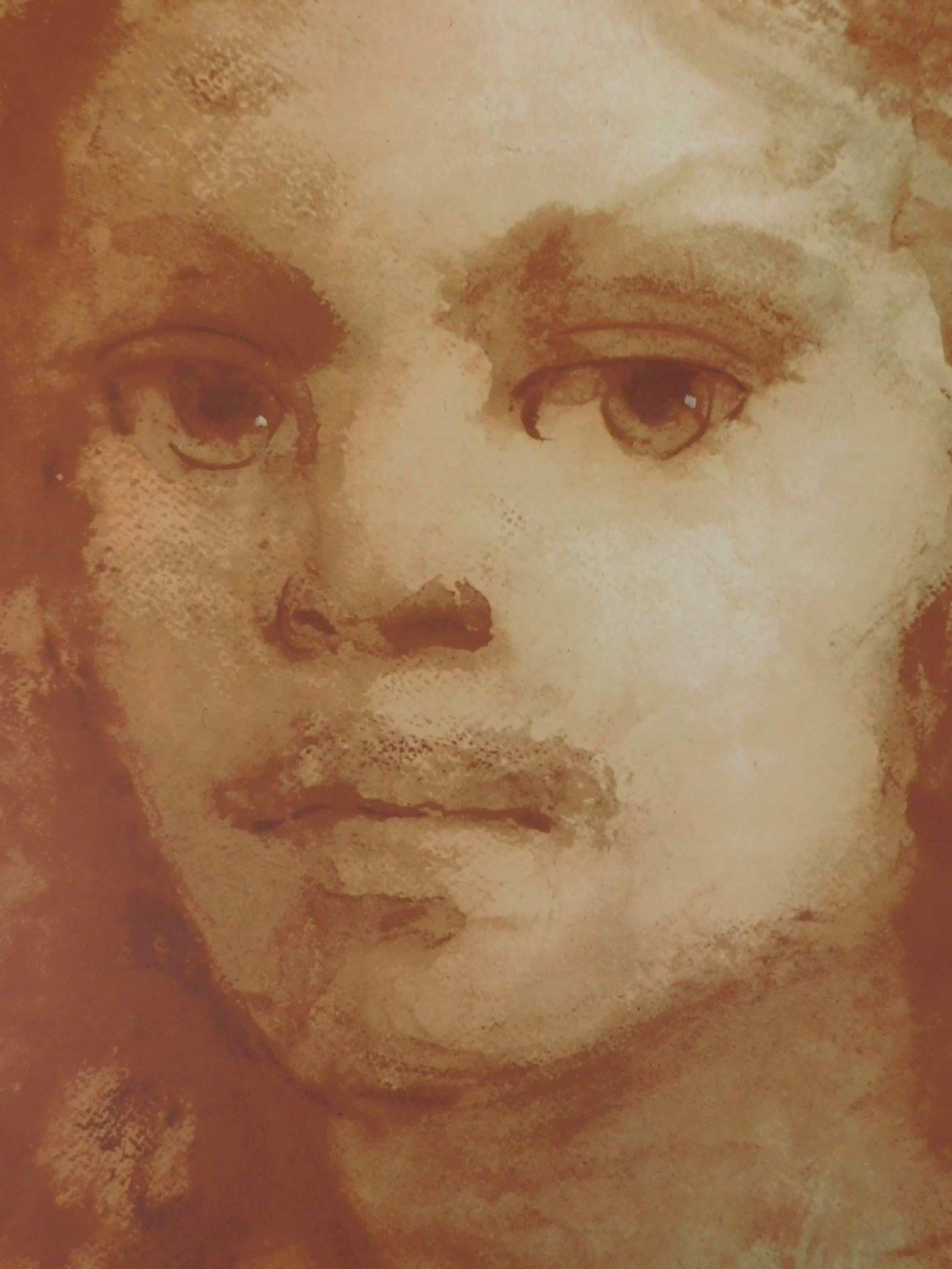 Leonor Fini - Visage d'une jeune fille kopen? Bied vanaf 30!