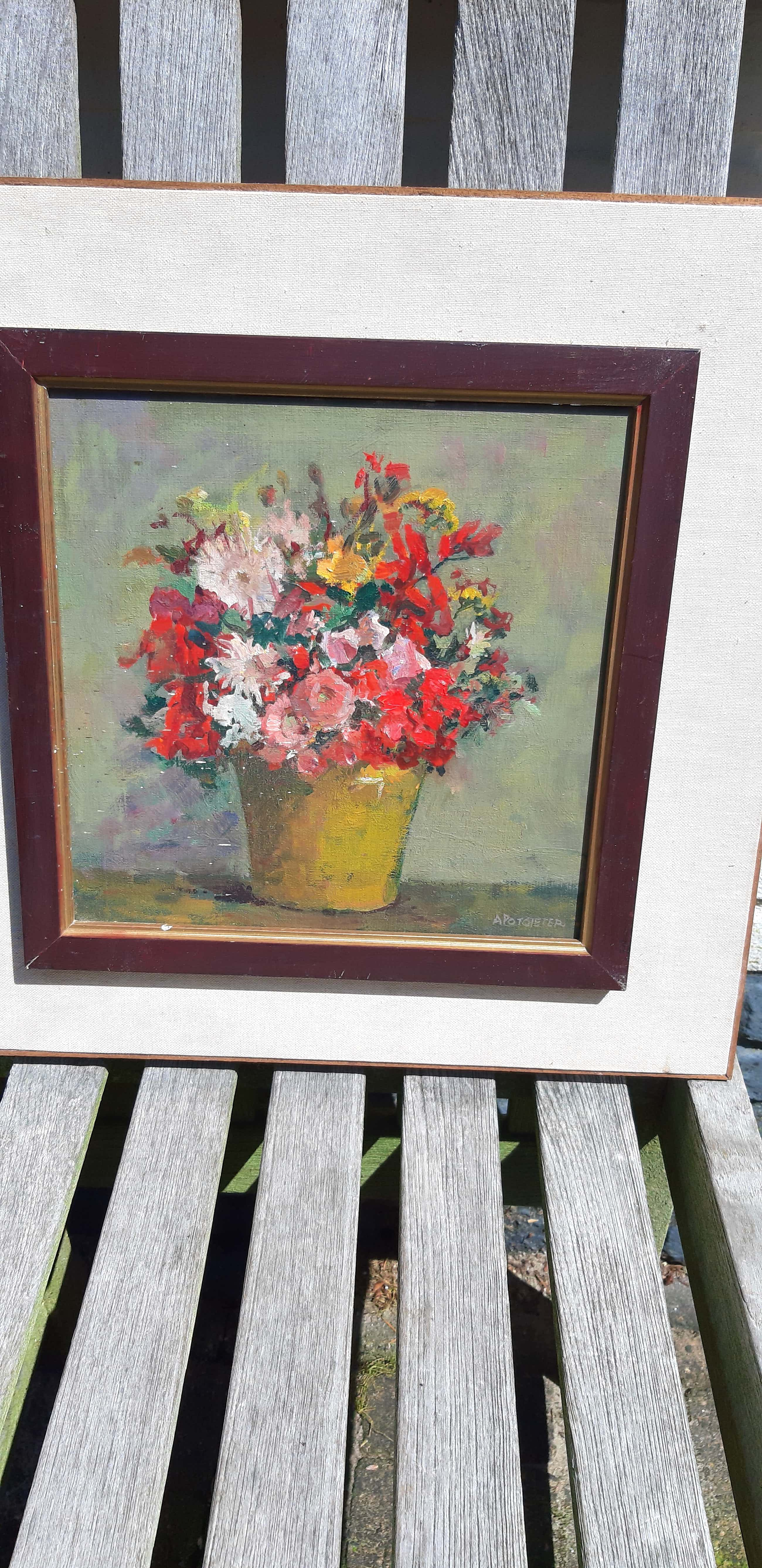 Adam Potgieter - veelzijdig kunstenaar, impressionist kopen? Bied vanaf 20!