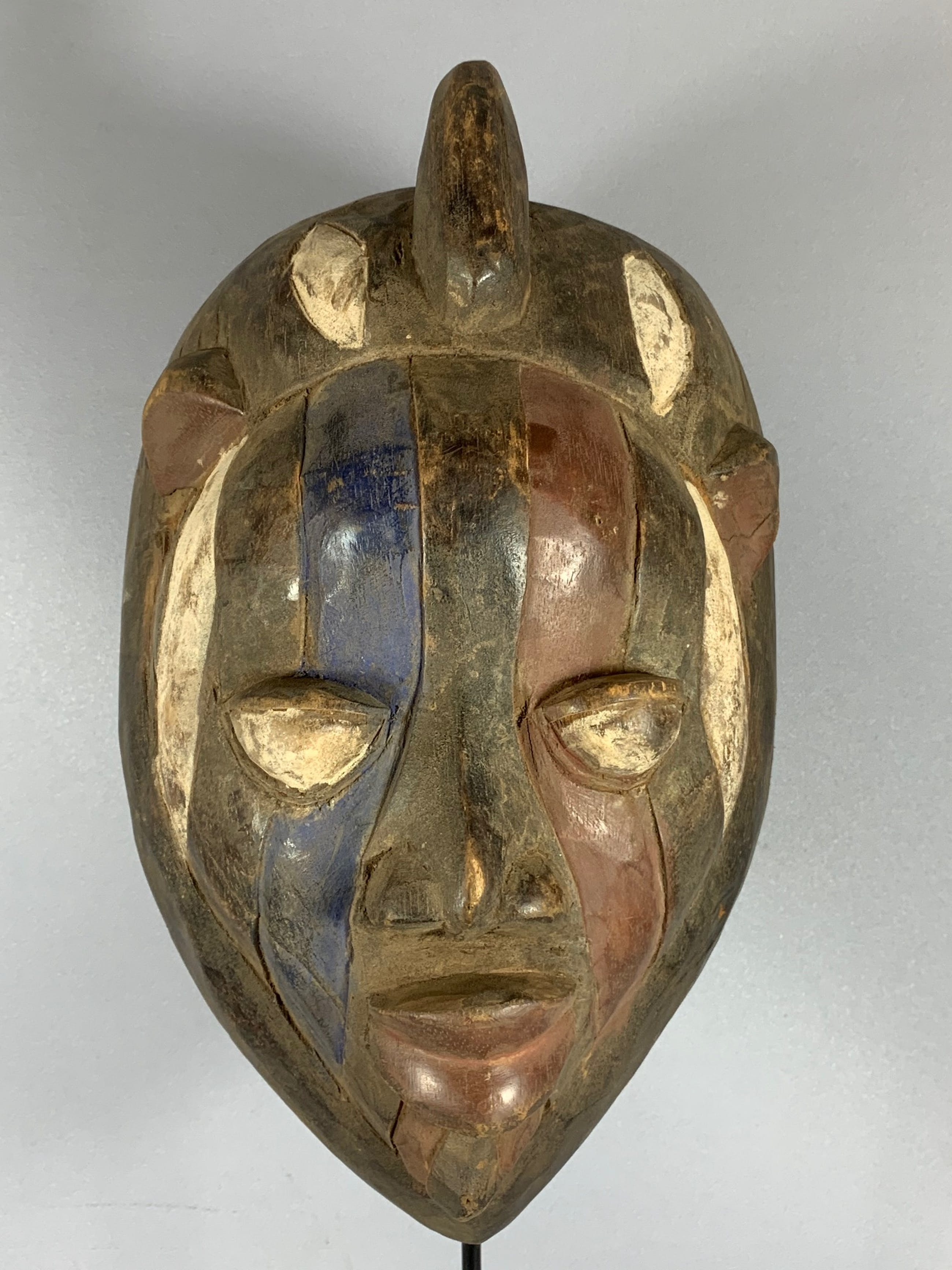 Yoruba - African Yoruba mask- Nigeria kopen? Bied vanaf 25!