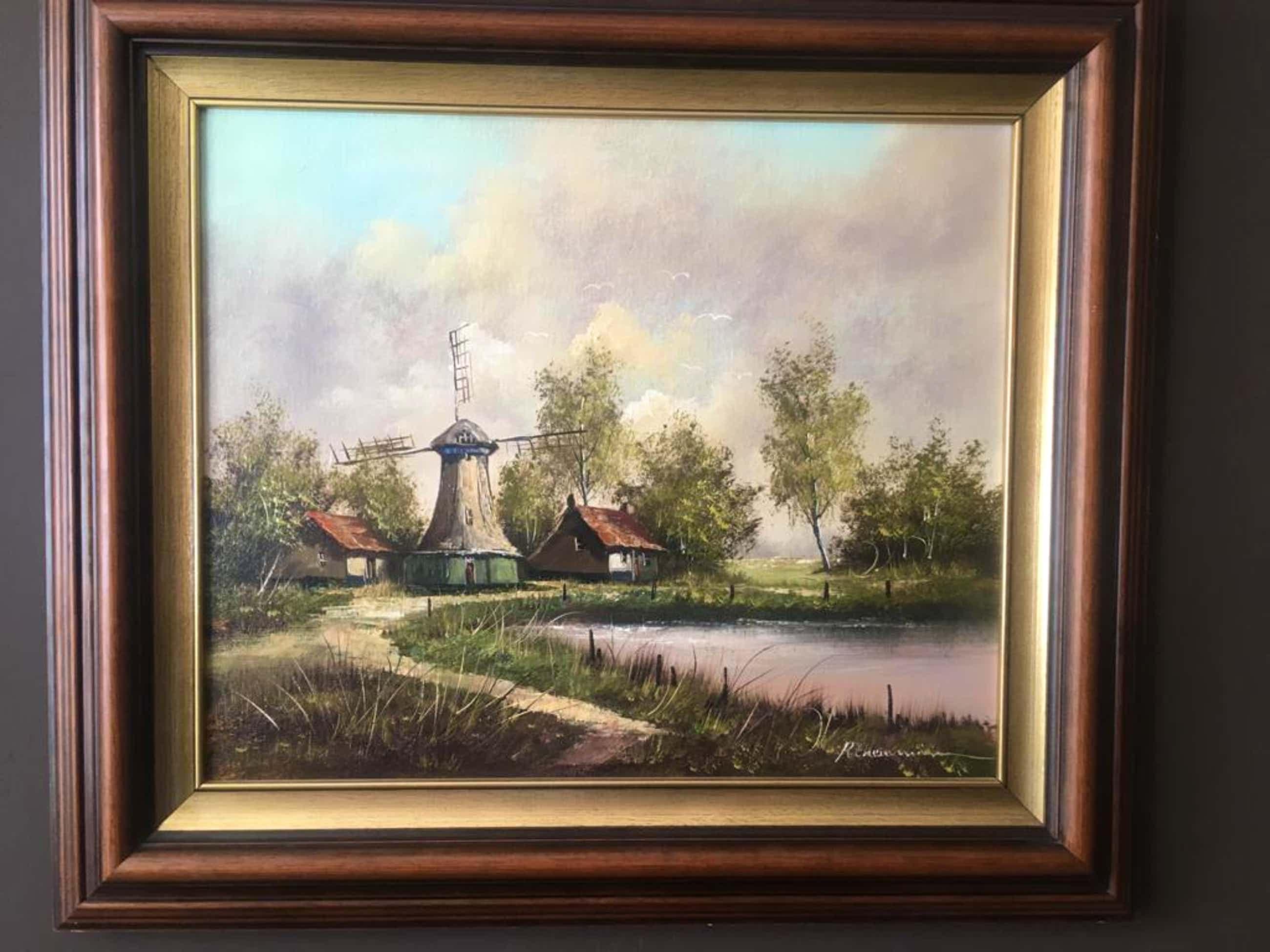 Rick Theunissen - Molenaarshuis en molen kopen? Bied vanaf 44!
