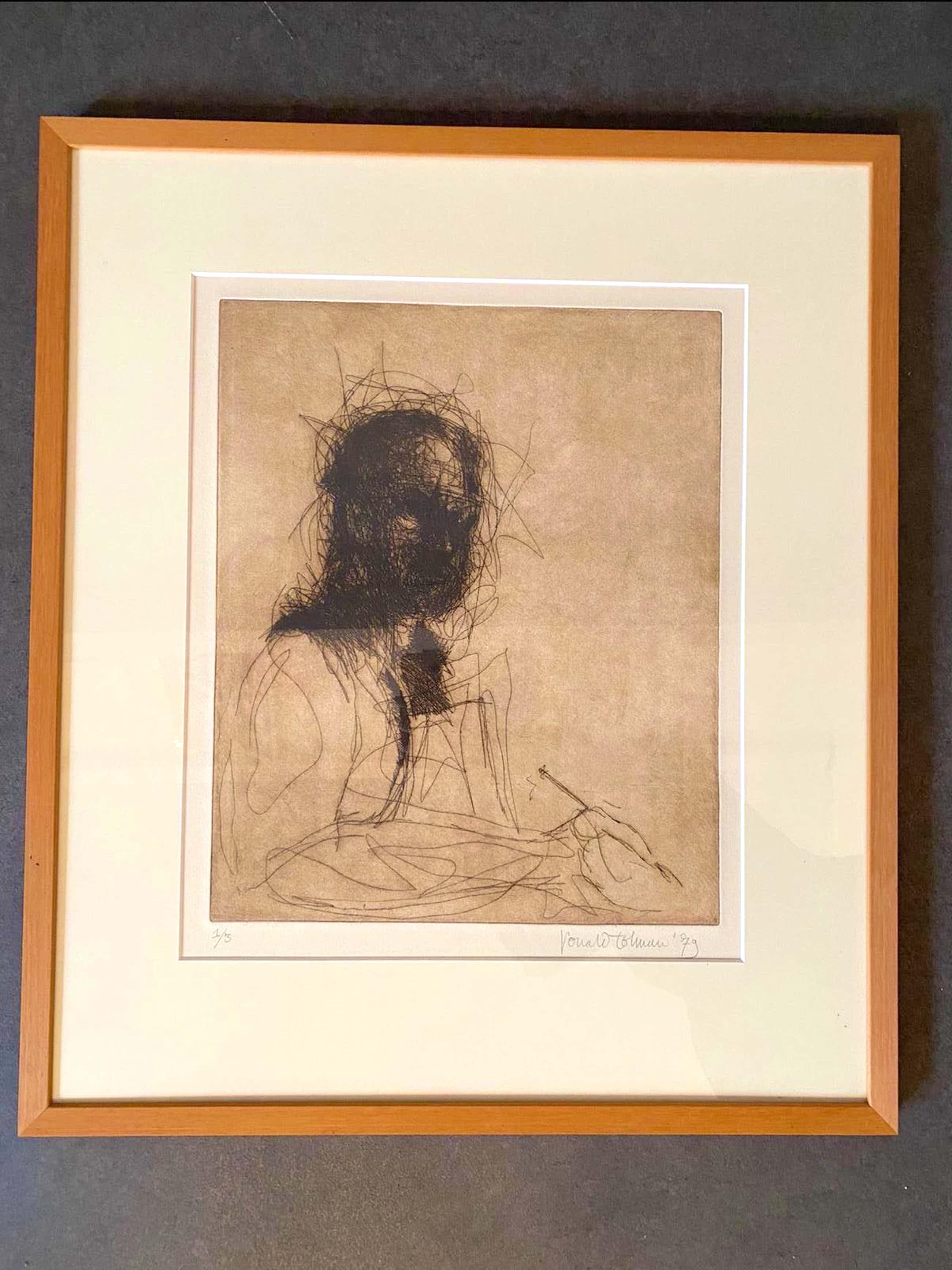 Ronald Tolman - Portret van Constant kopen? Bied vanaf 175!