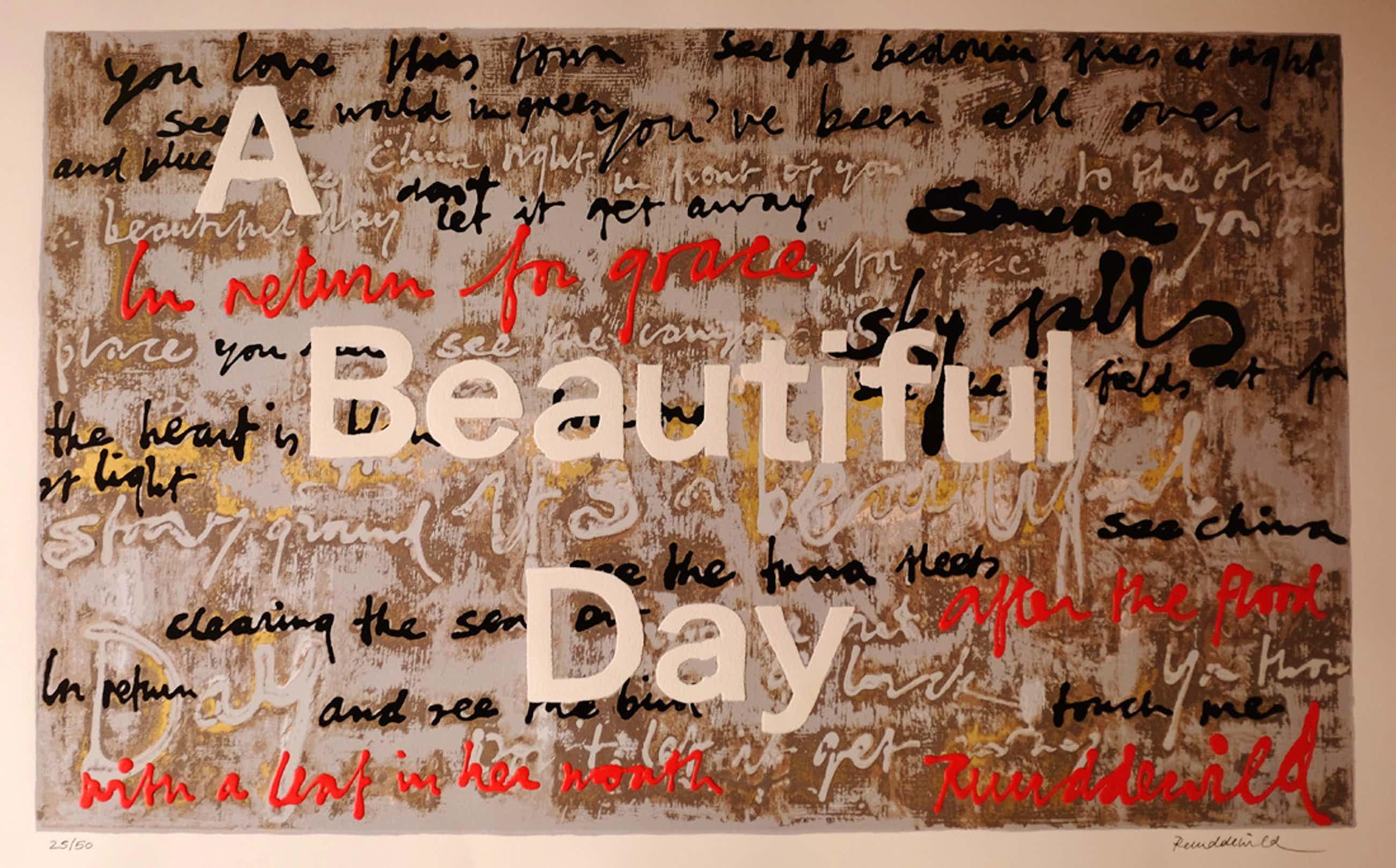 Ruud de Wild - Beautiful Day kopen? Bied vanaf 490!