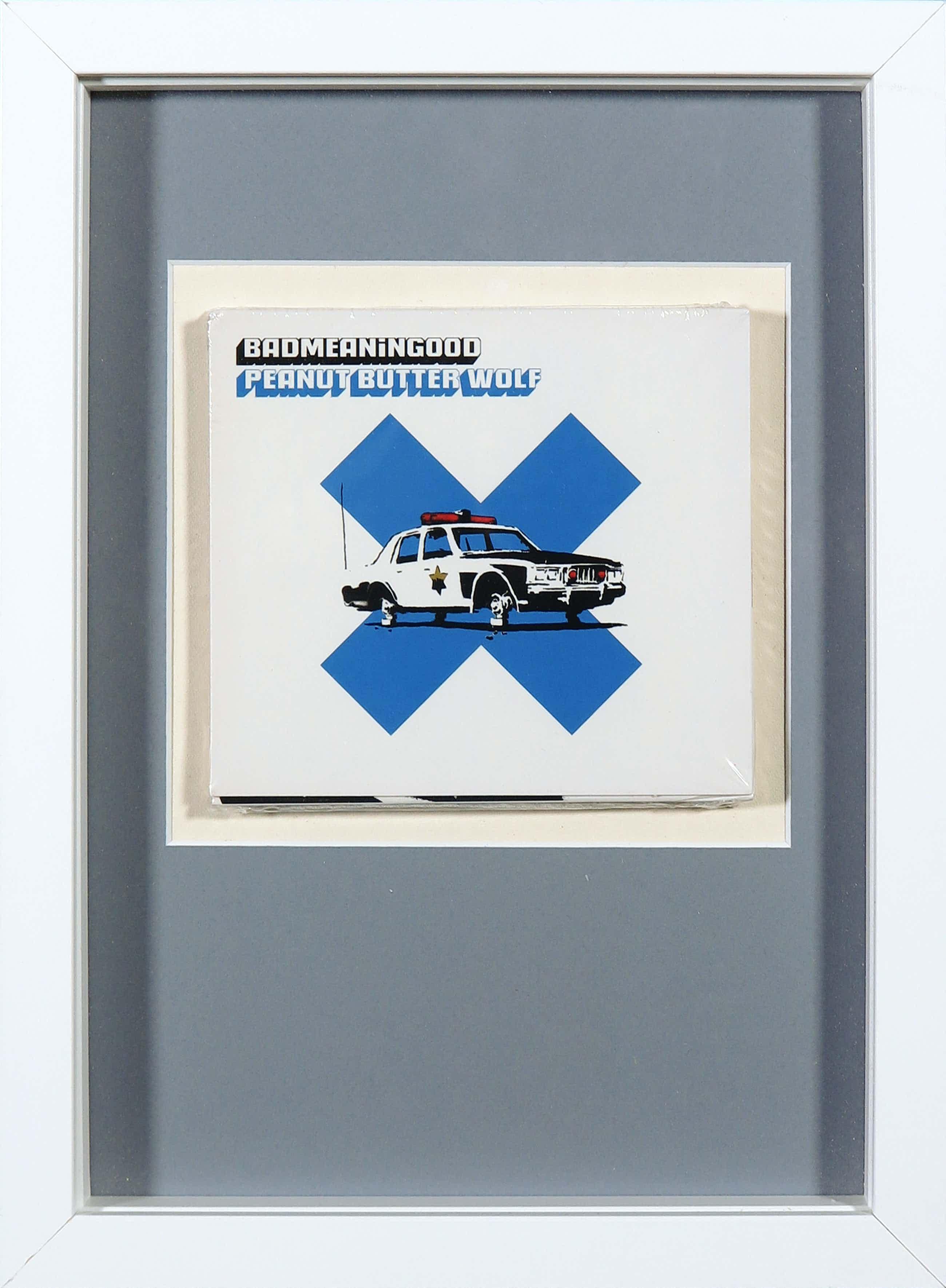 Banksy - Badmeaninggood vol. 3 door Peanut Butter Wolf (CD) kopen? Bied vanaf 65!