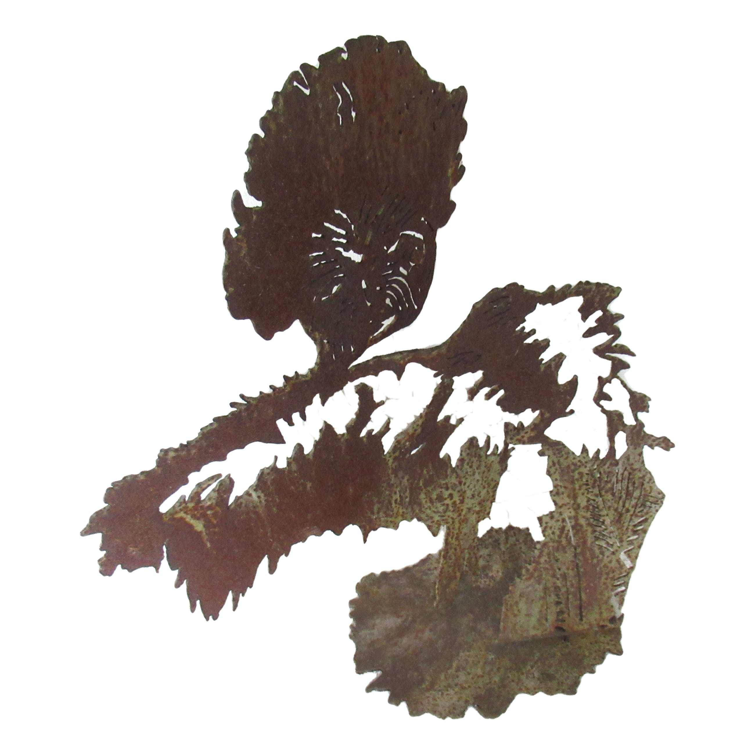 Theo Niermeijer - Groot roestig object kopen? Bied vanaf 400!