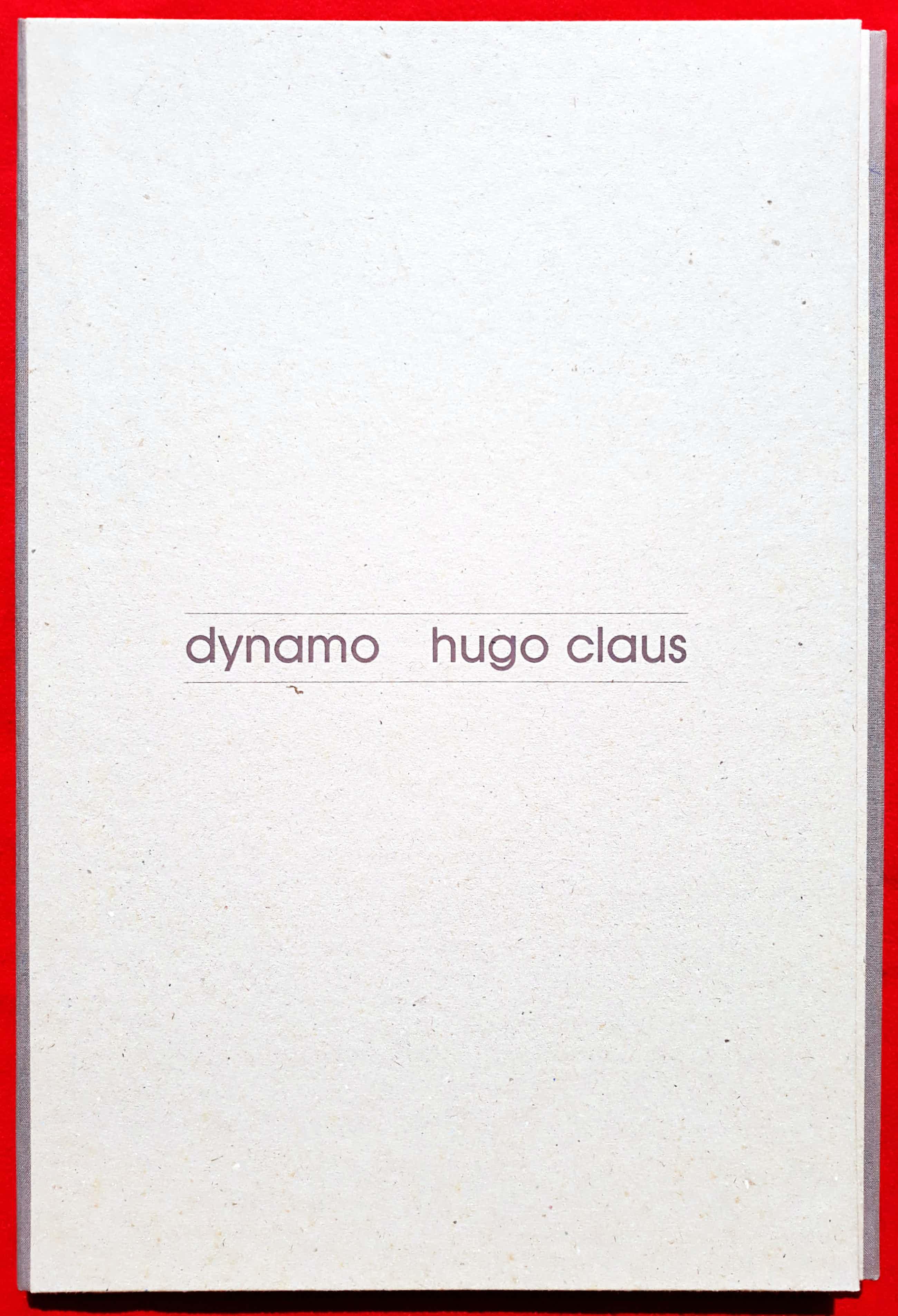 Hugo Claus - Dynamo, portfolio met 4 gedichten bij 4 zeefdrukken van Belgische kunstenaars kopen? Bied vanaf 195!