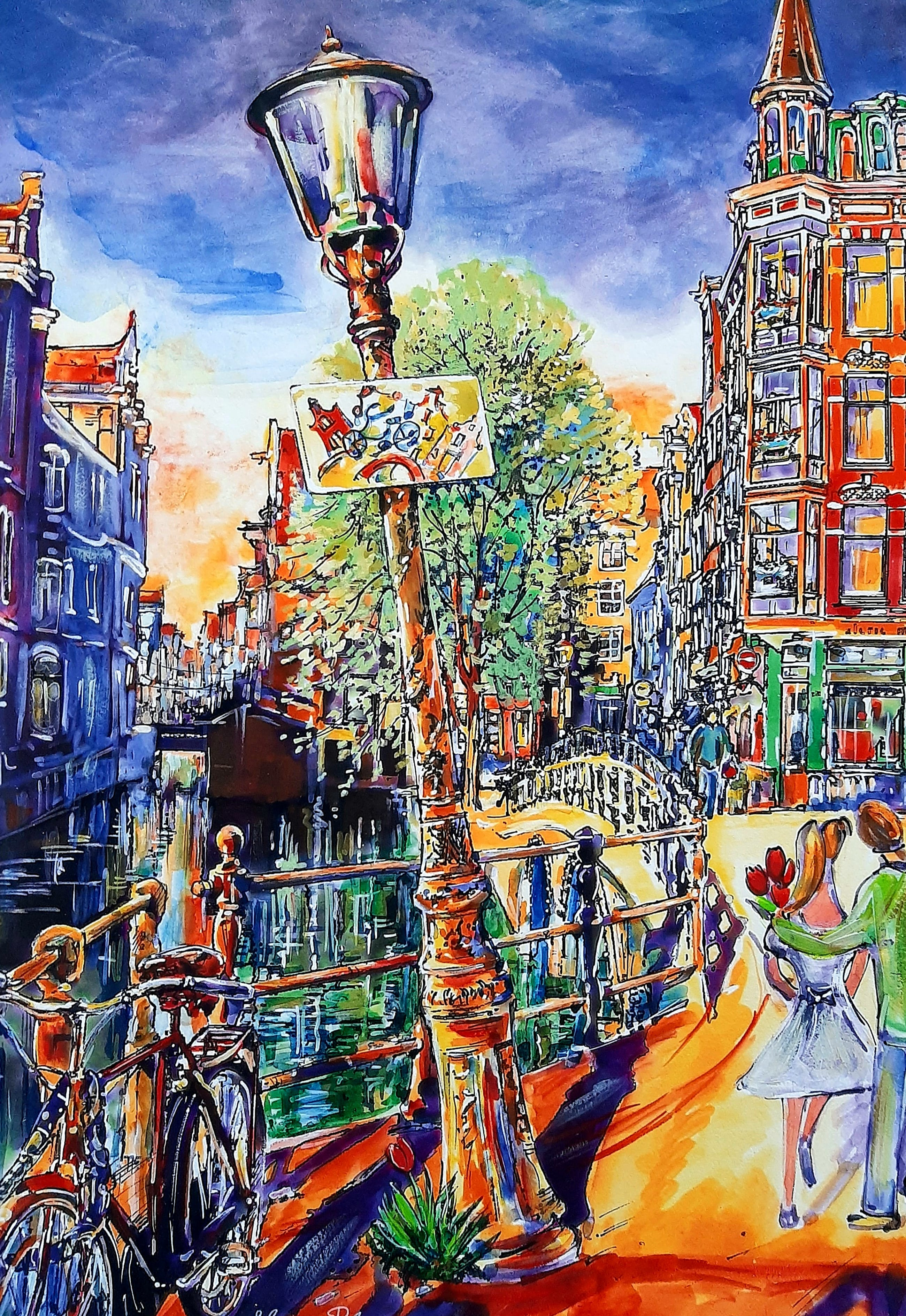 Elena Polyakova - Samen in Amsterdam kopen? Bied vanaf 65!